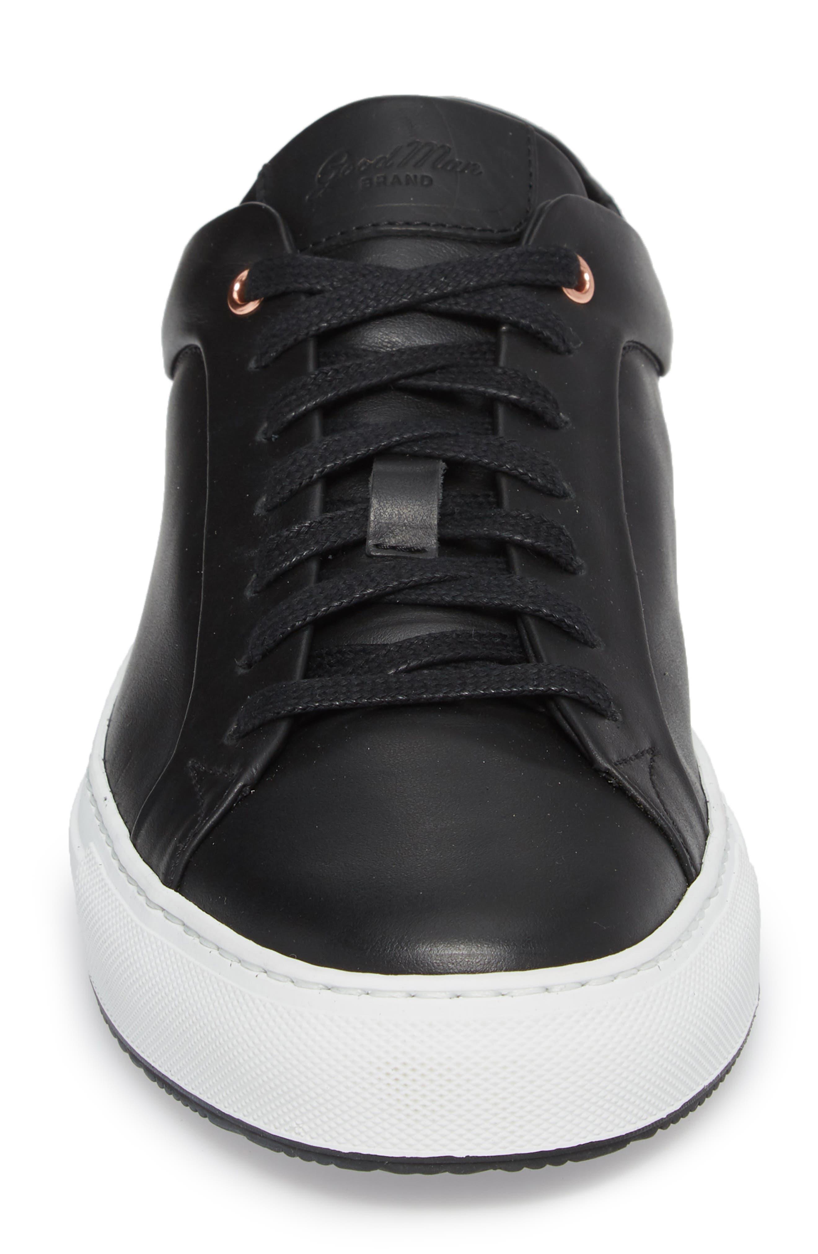 Sure Shot Premium Low Top Sneaker,                             Alternate thumbnail 4, color,                             004