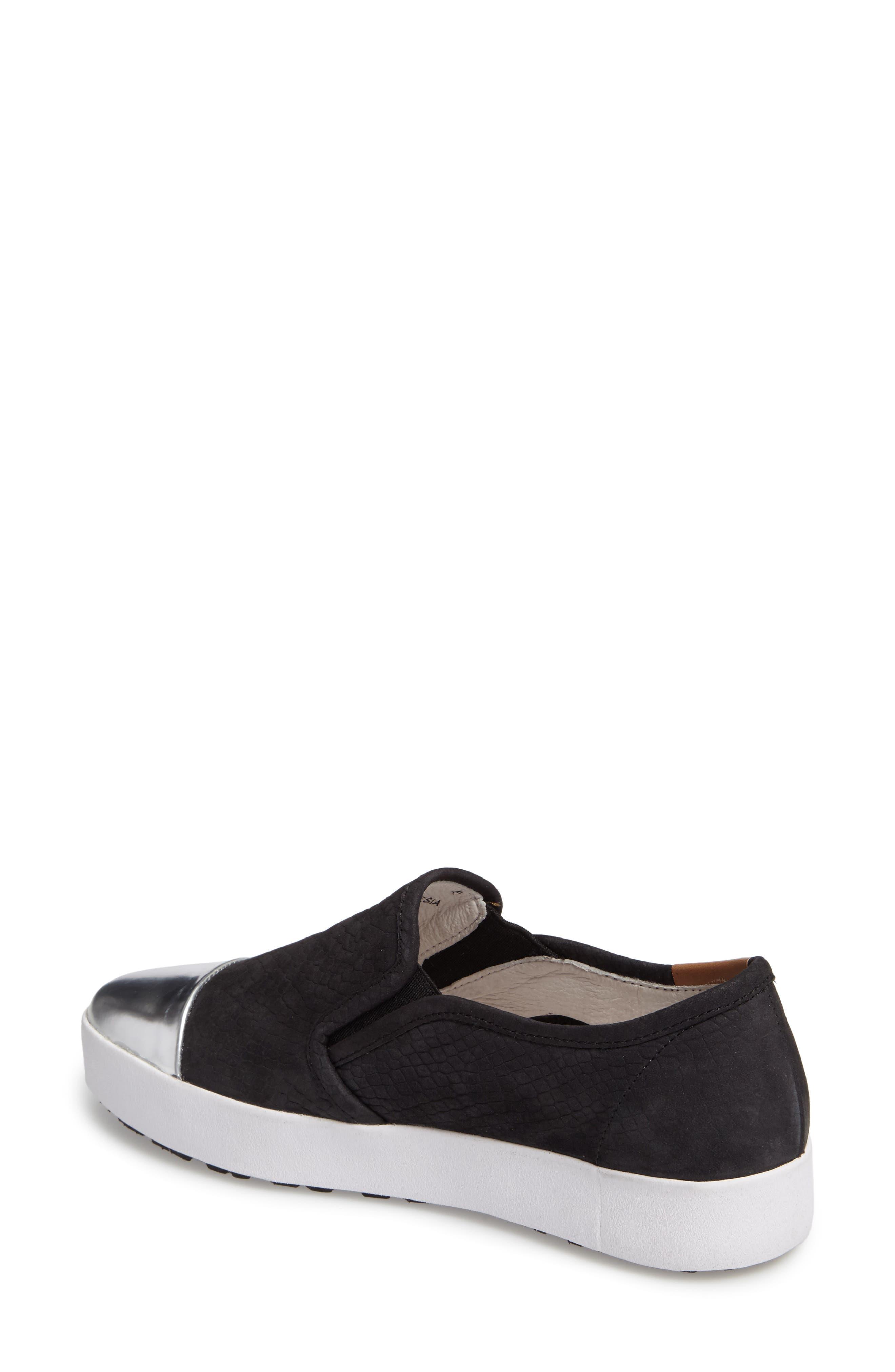 NL47 Slip-On Sneaker,                             Alternate thumbnail 2, color,                             001