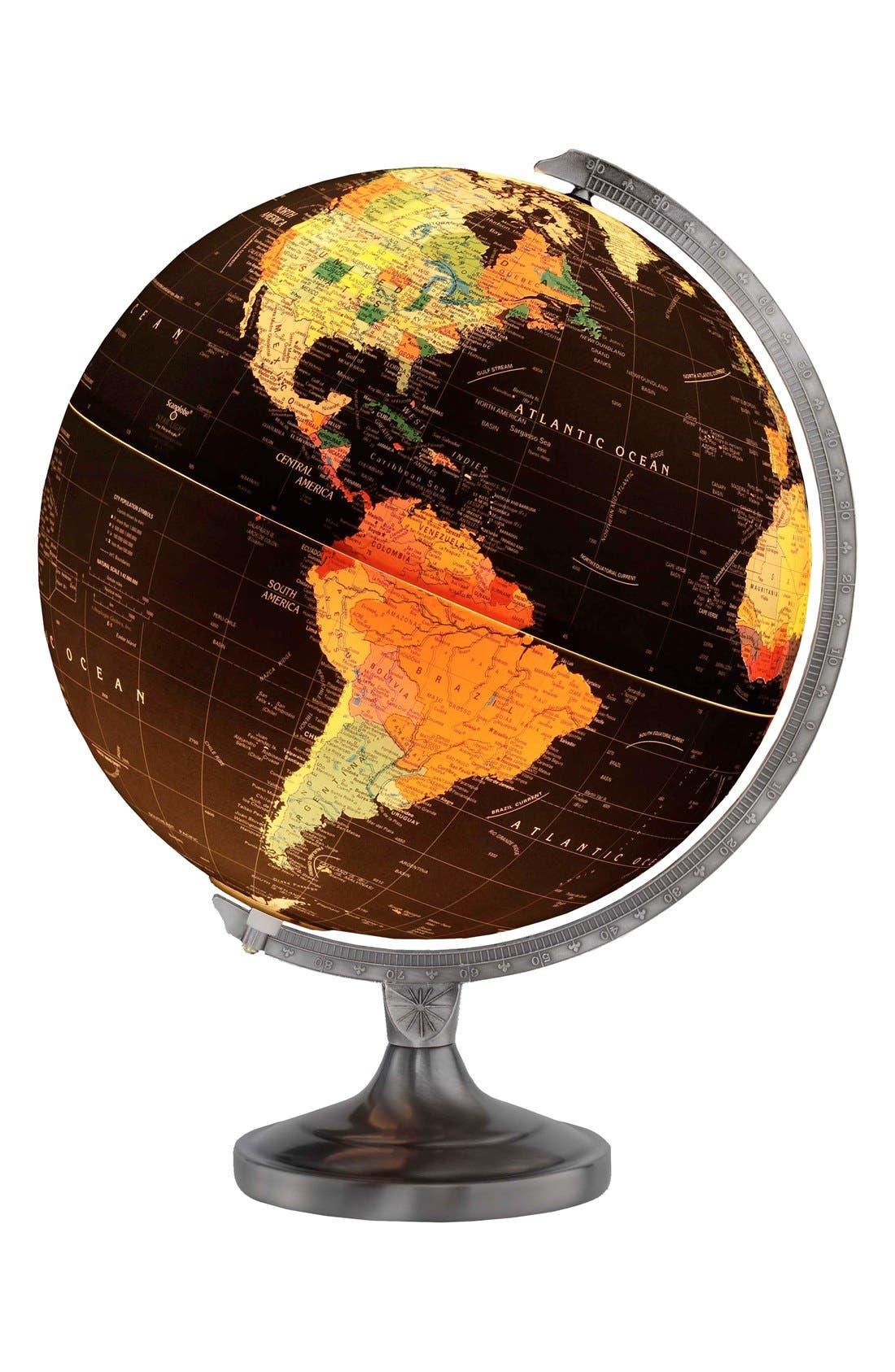 Replogle Globes Orion Light-Up Globe,                             Alternate thumbnail 3, color,                             001