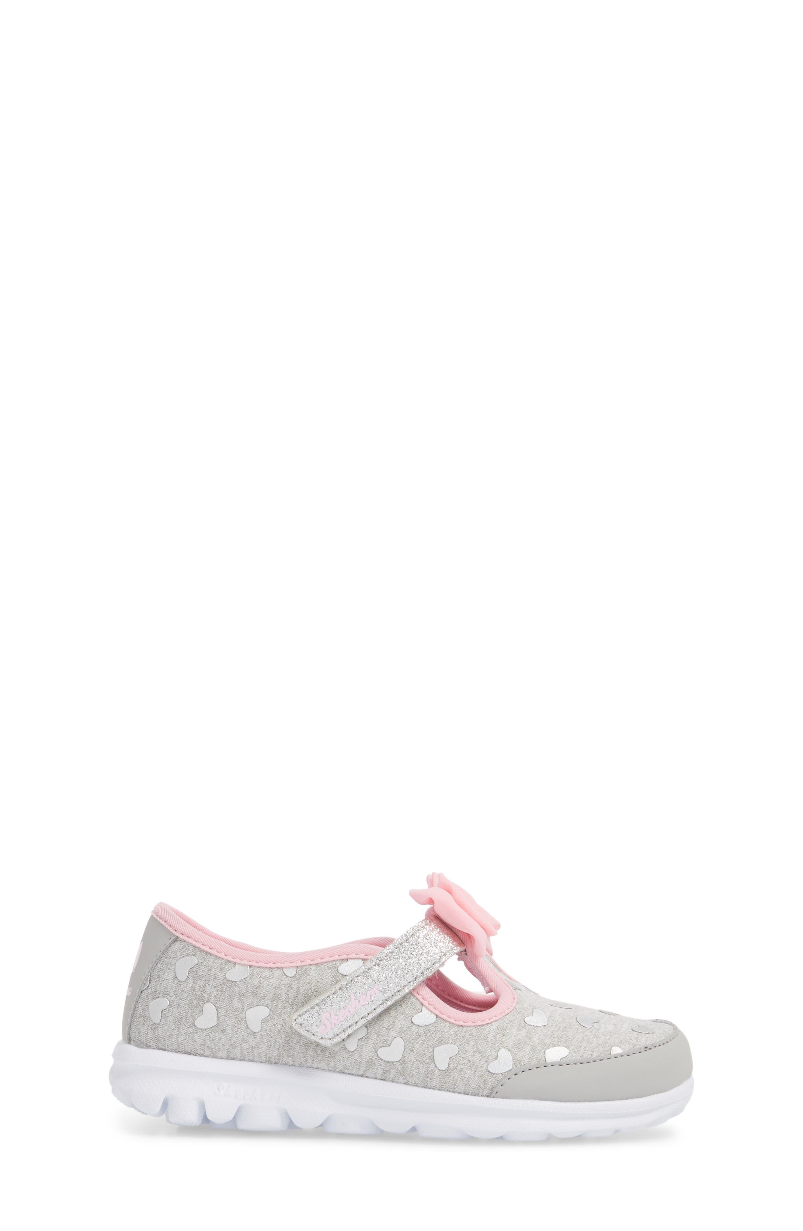 Go Walk Slip-On Sneaker,                             Alternate thumbnail 3, color,                             020