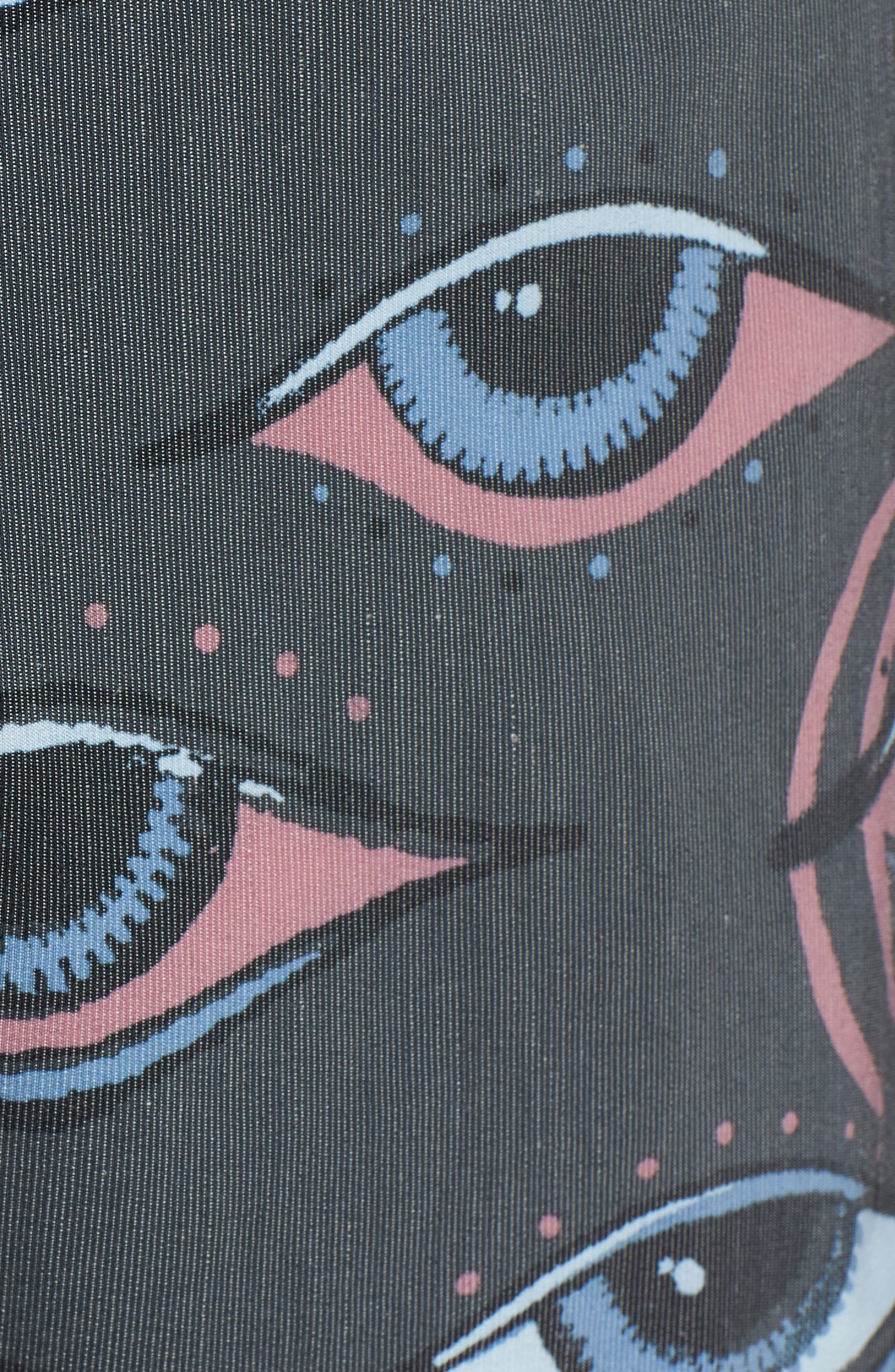 VOLCOM,                             Burch Stoney Board Shorts,                             Alternate thumbnail 5, color,                             020