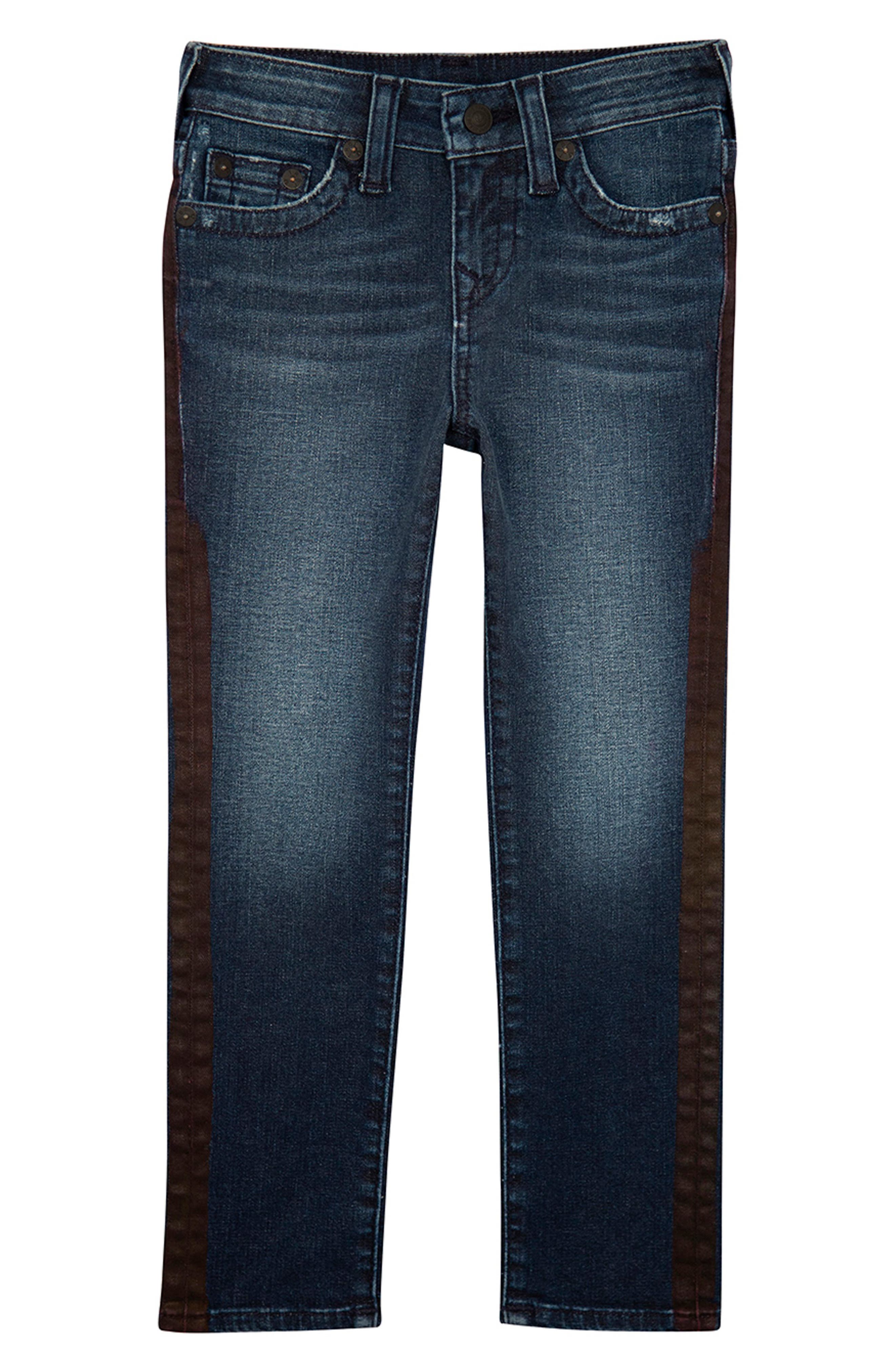 Boys True Religion Brand Jeans Rocco Skinny Fit Jeans