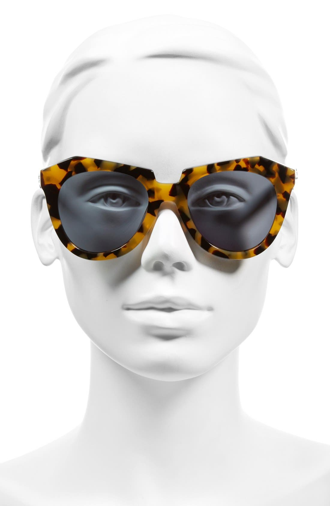 'Number One' 50mm Sunglasses,                             Alternate thumbnail 4, color,