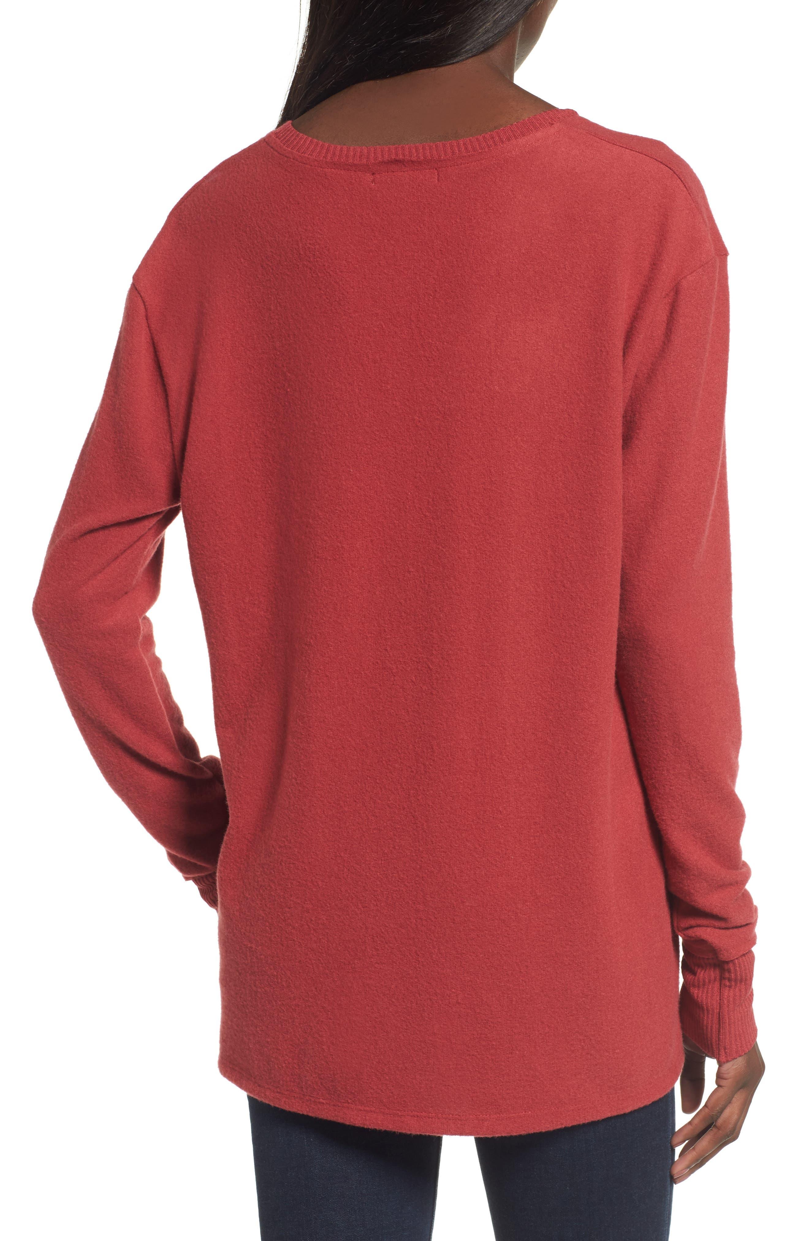 V-Neck Pullover,                             Alternate thumbnail 17, color,