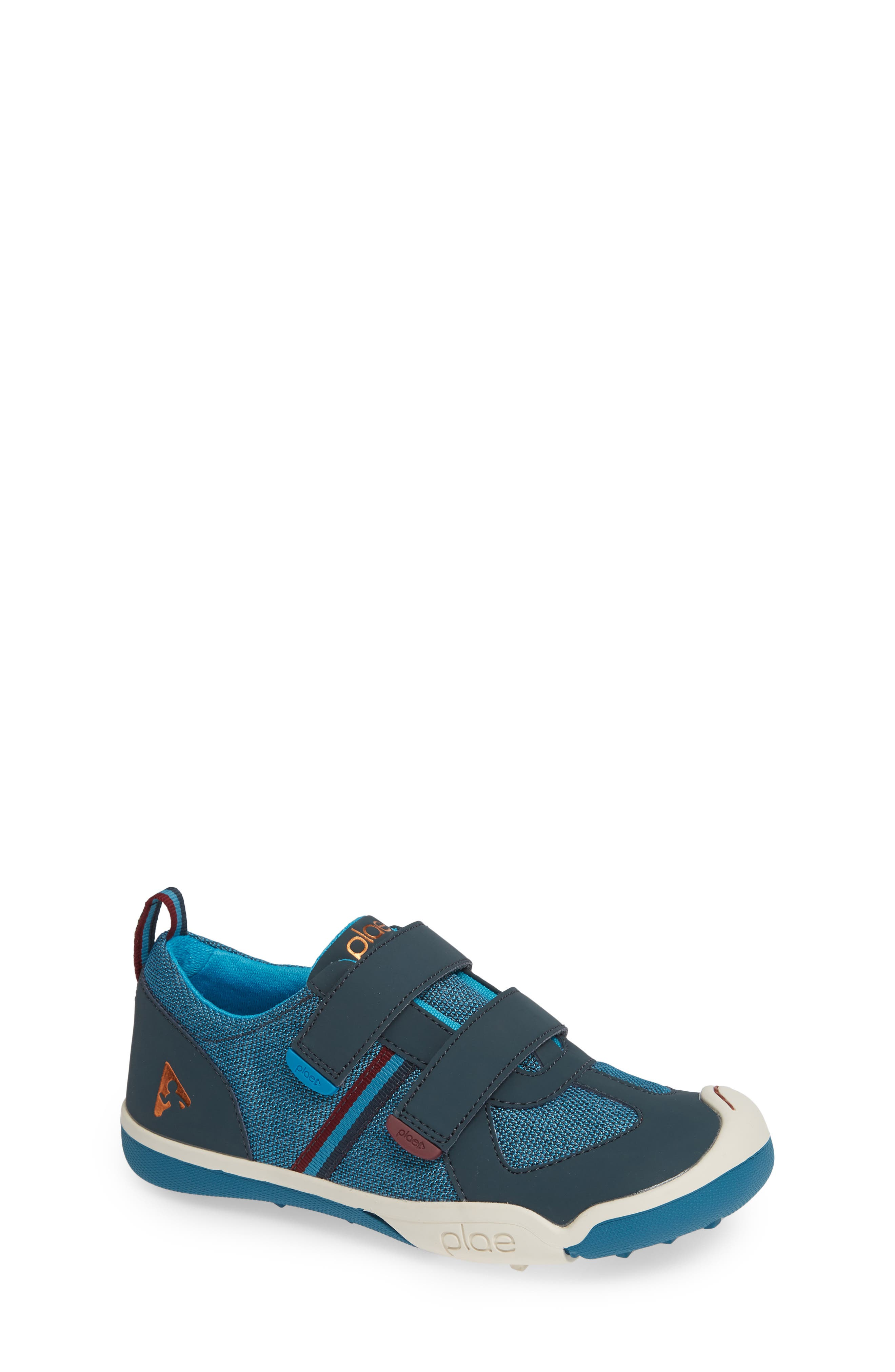 Charlie Customizable Sneaker,                             Main thumbnail 1, color,                             BLUE MARLIN