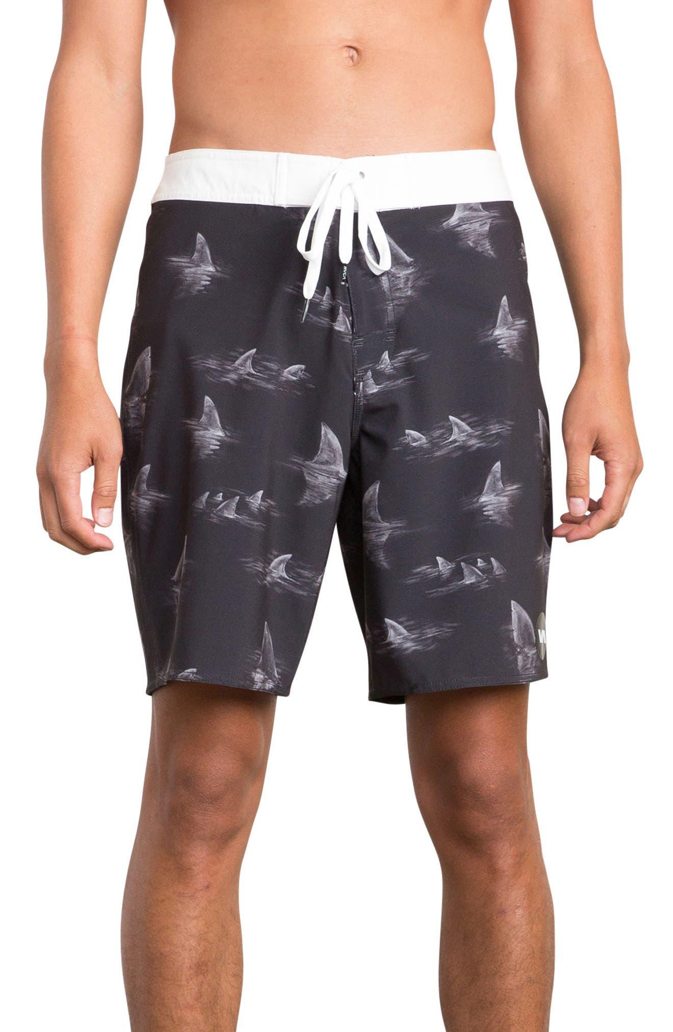Mirage Print Board Shorts,                         Main,                         color, 900