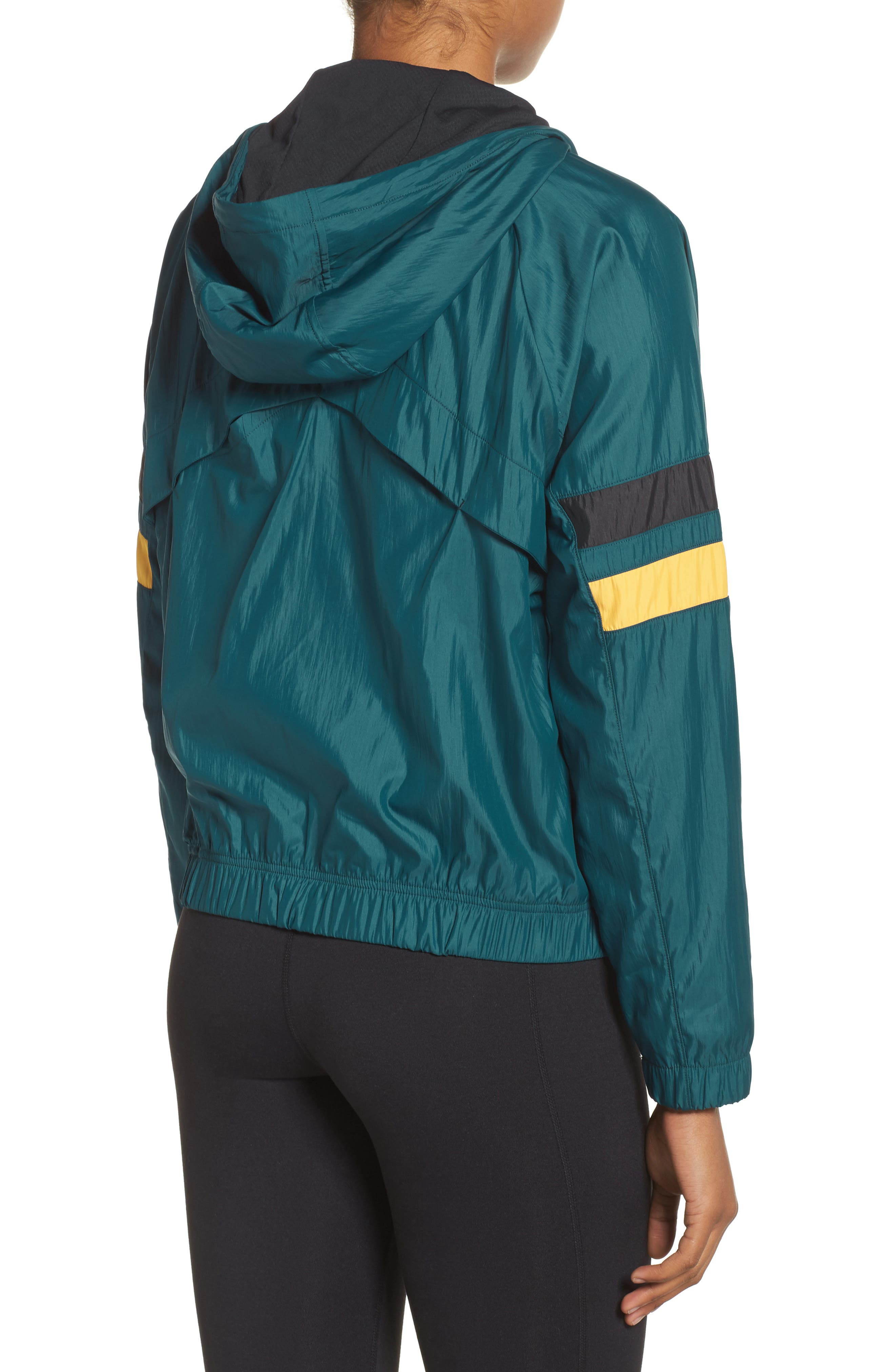 Style Game Colorblock Jacket,                             Alternate thumbnail 2, color,                             449