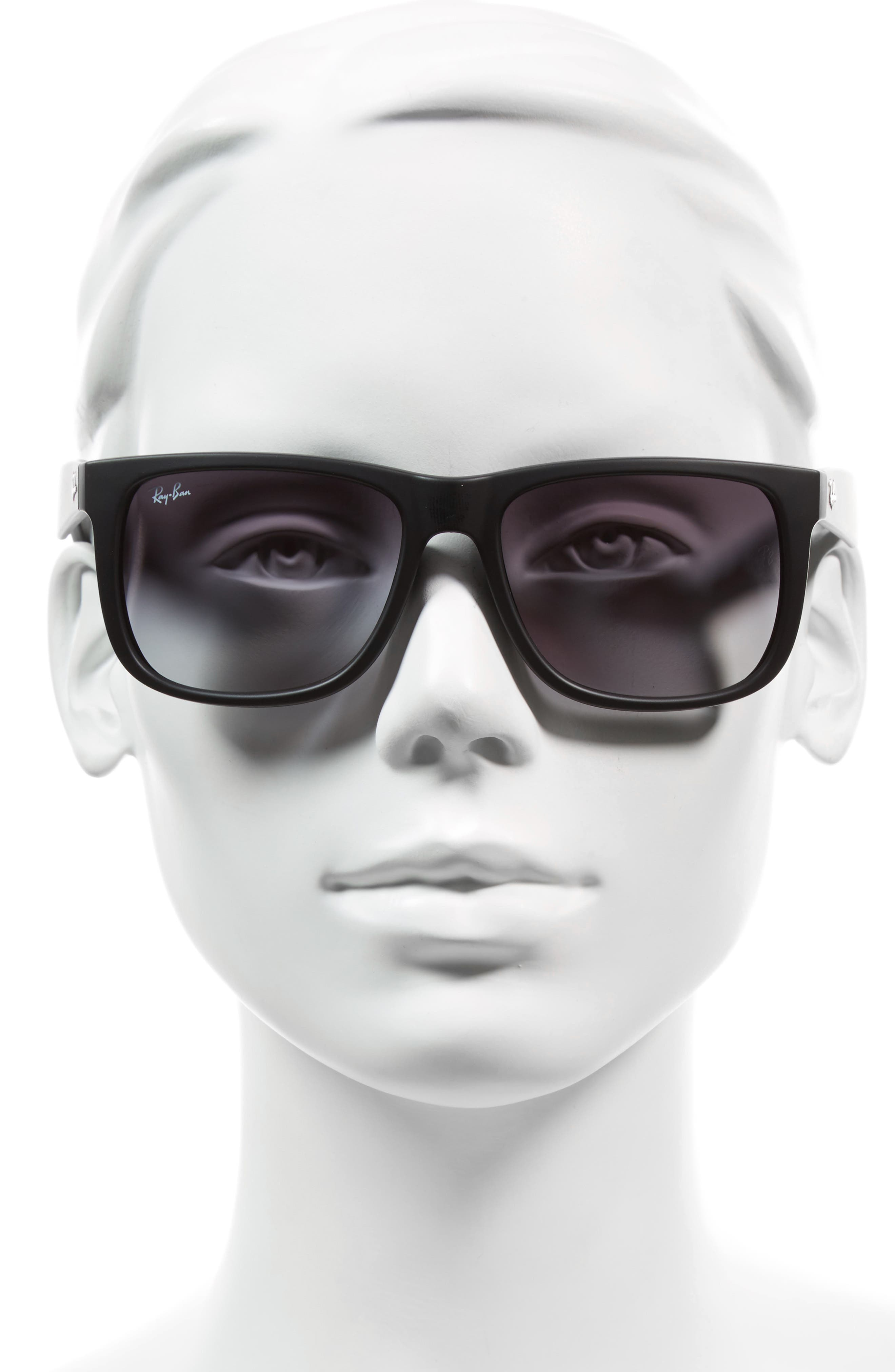 Youngster 54mm Sunglasses,                             Alternate thumbnail 3, color,                             BLACK