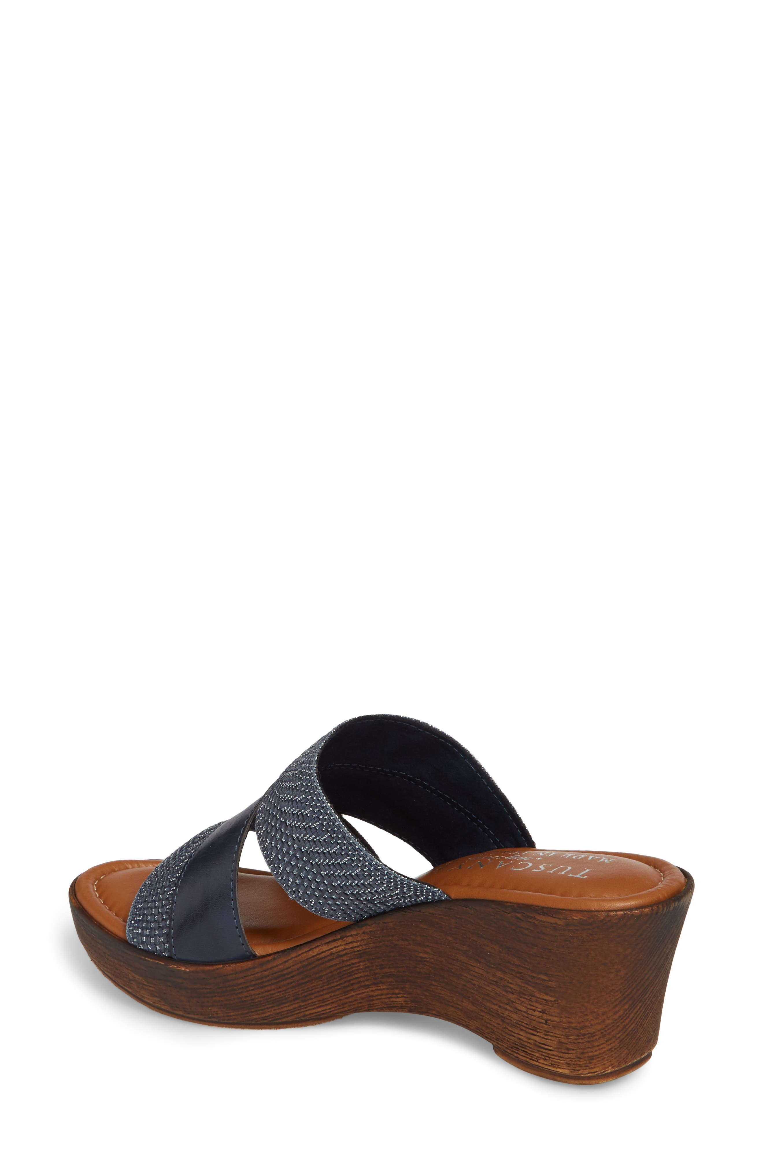 by Easy Street<sup>®</sup> Positano Sandal,                             Alternate thumbnail 9, color,