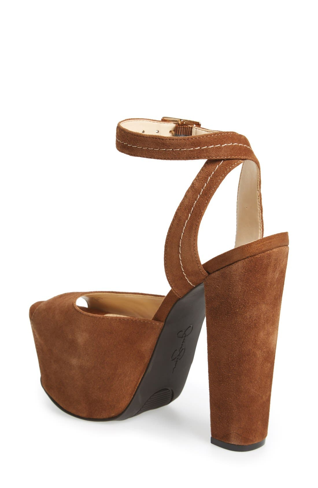 'Dimaya' Platform Sandal,                             Alternate thumbnail 2, color,                             241
