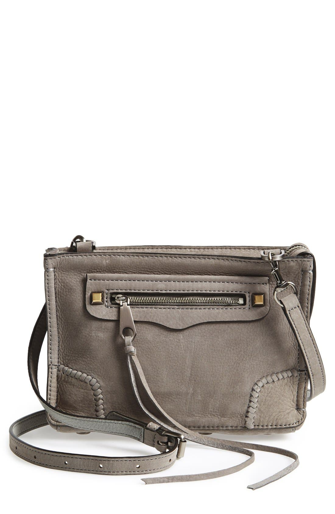 'Regan' Crossbody Bag,                             Main thumbnail 1, color,                             020