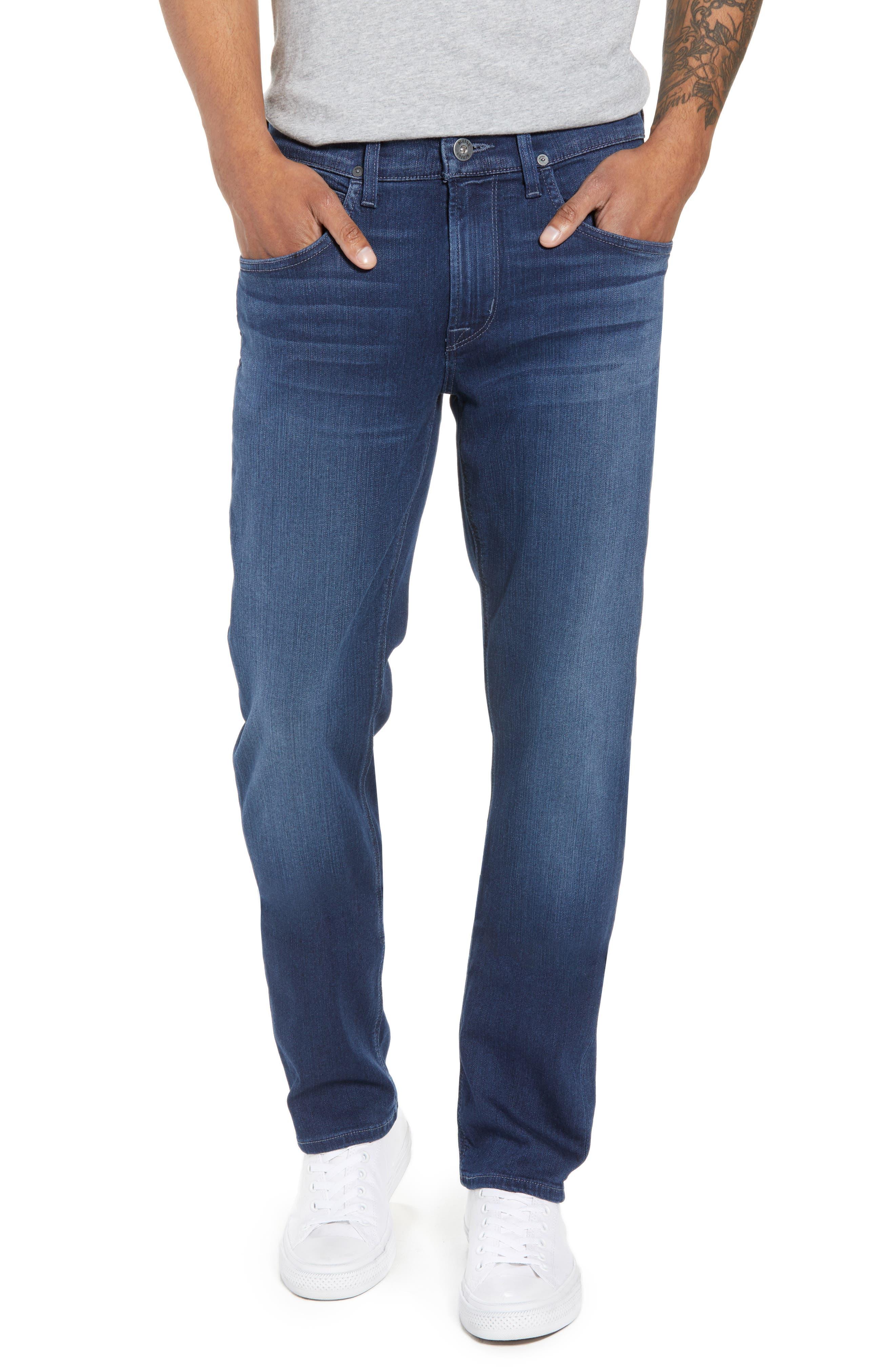 Byron Slim Straight Leg Jeans,                         Main,                         color, 403