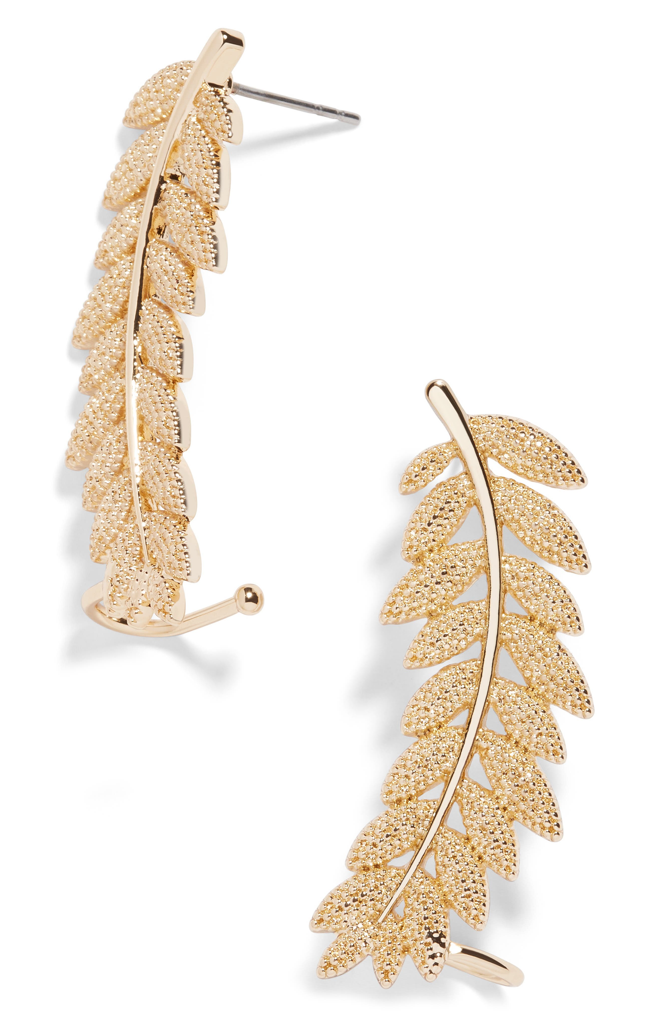 Iris Ear Crawlers,                         Main,                         color, GOLD