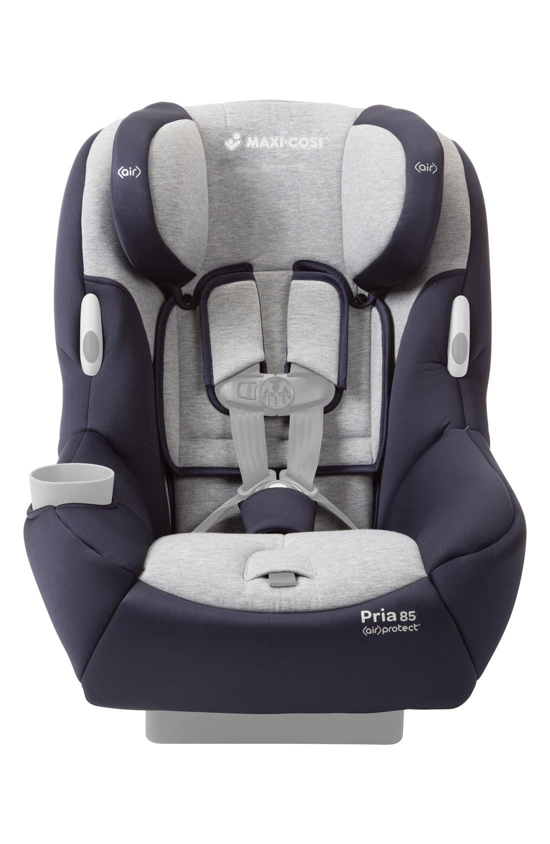 Seat Pad Fashion Kit for Pria<sup>™</sup> 85 Car Seat,                             Main thumbnail 1, color,                             BRILLIANT NAVY