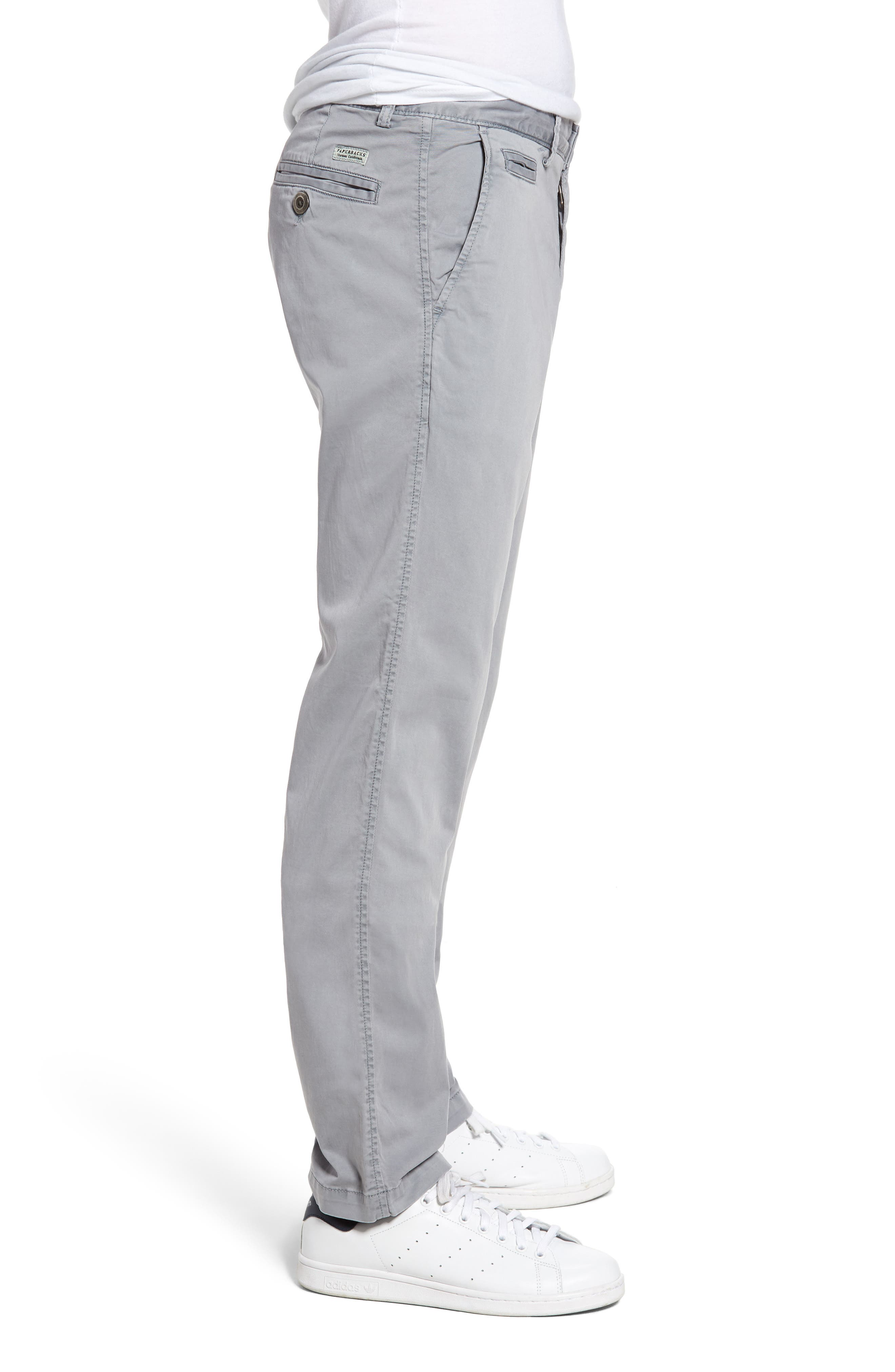 Belmont Stretch Chino Pants,                             Alternate thumbnail 3, color,                             020