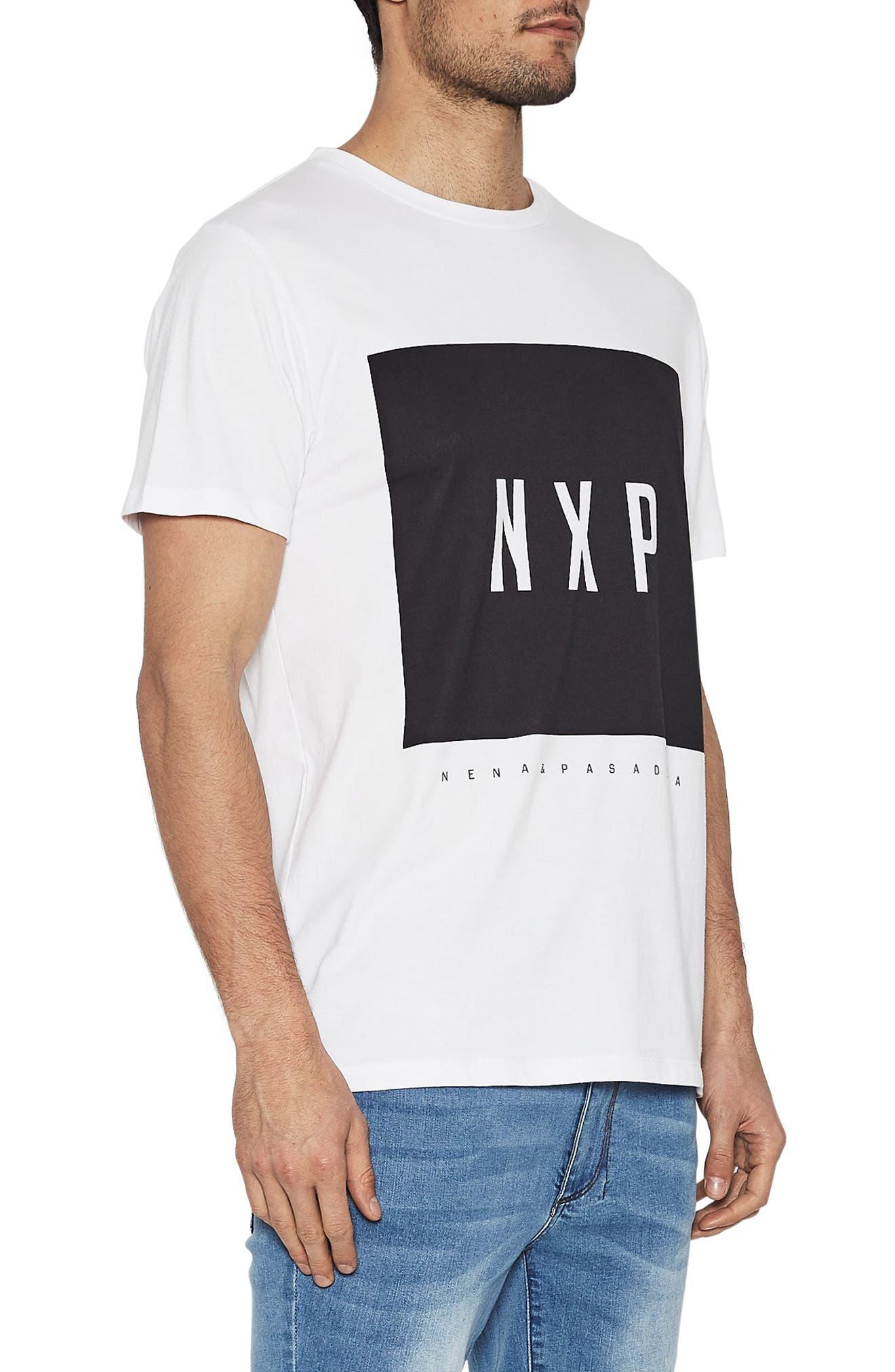 Logo T-Shirt,                             Alternate thumbnail 3, color,                             100