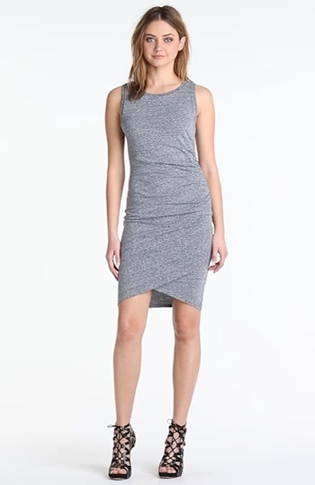 Ruched Body-Con Tank Dress,                             Alternate thumbnail 59, color,
