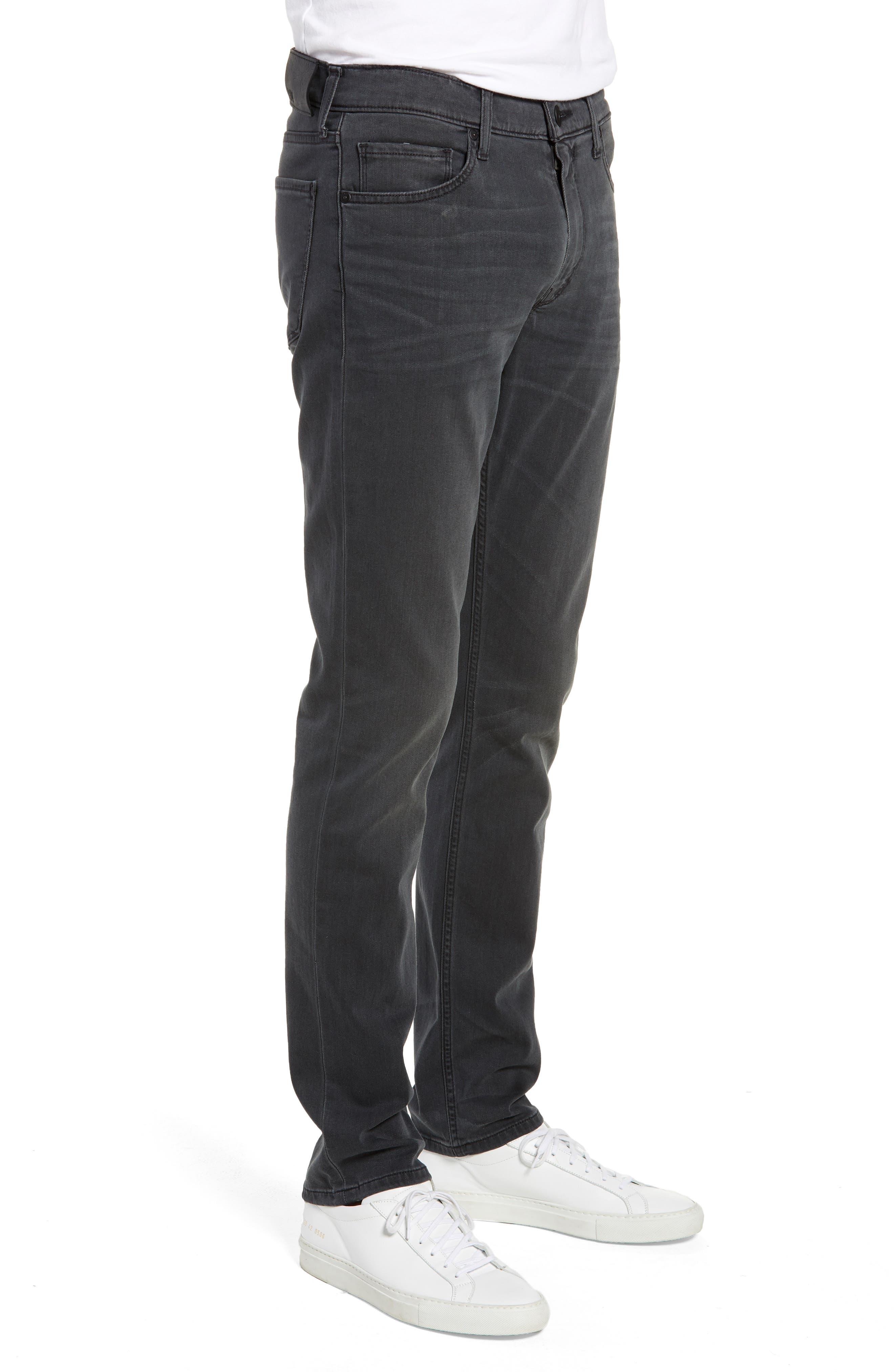 Transcend - Lennox Slim Fit Jeans,                             Alternate thumbnail 3, color,                             SHELDON