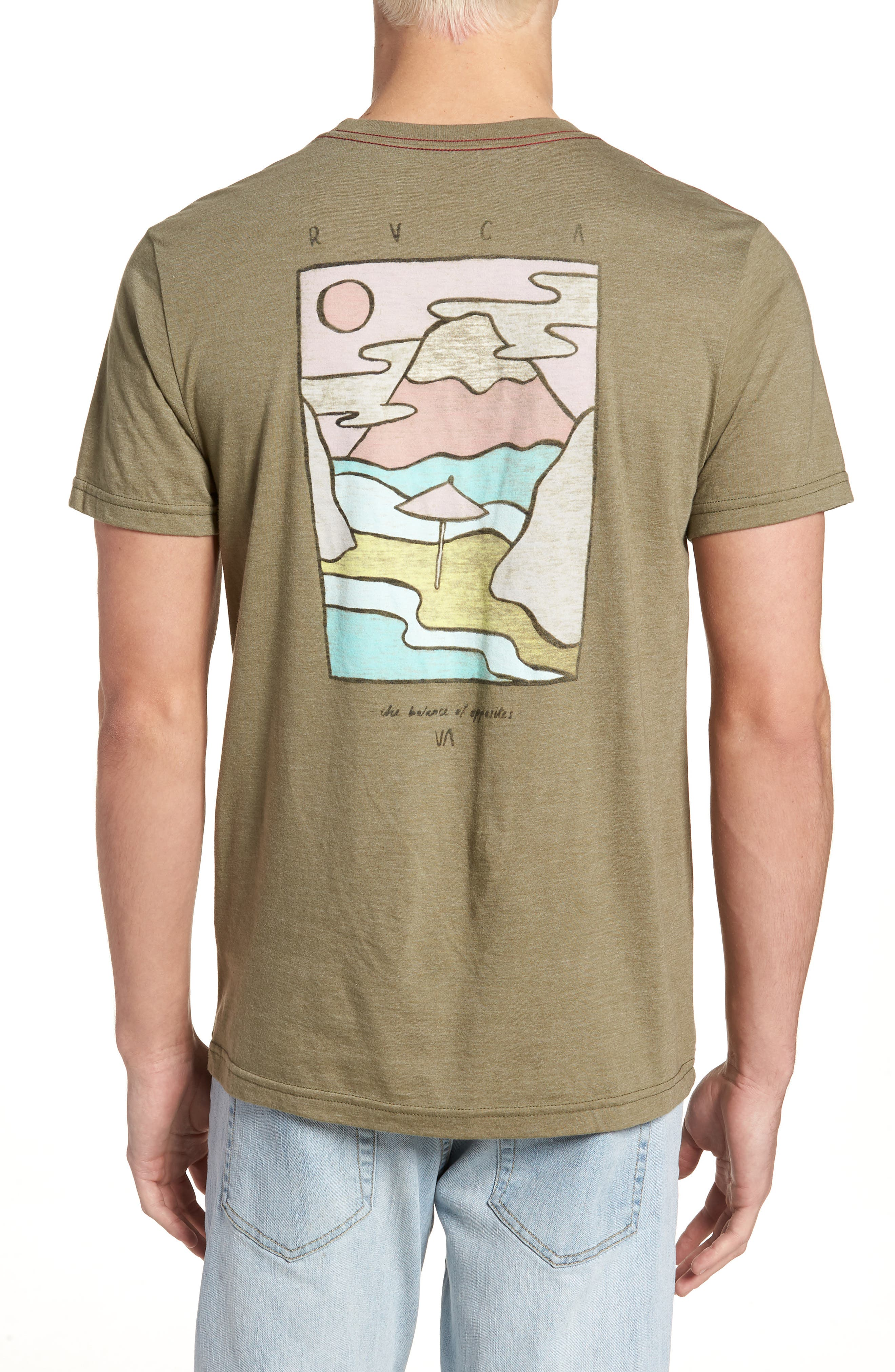 Isthmus Graphic T-Shirt,                             Alternate thumbnail 2, color,                             351