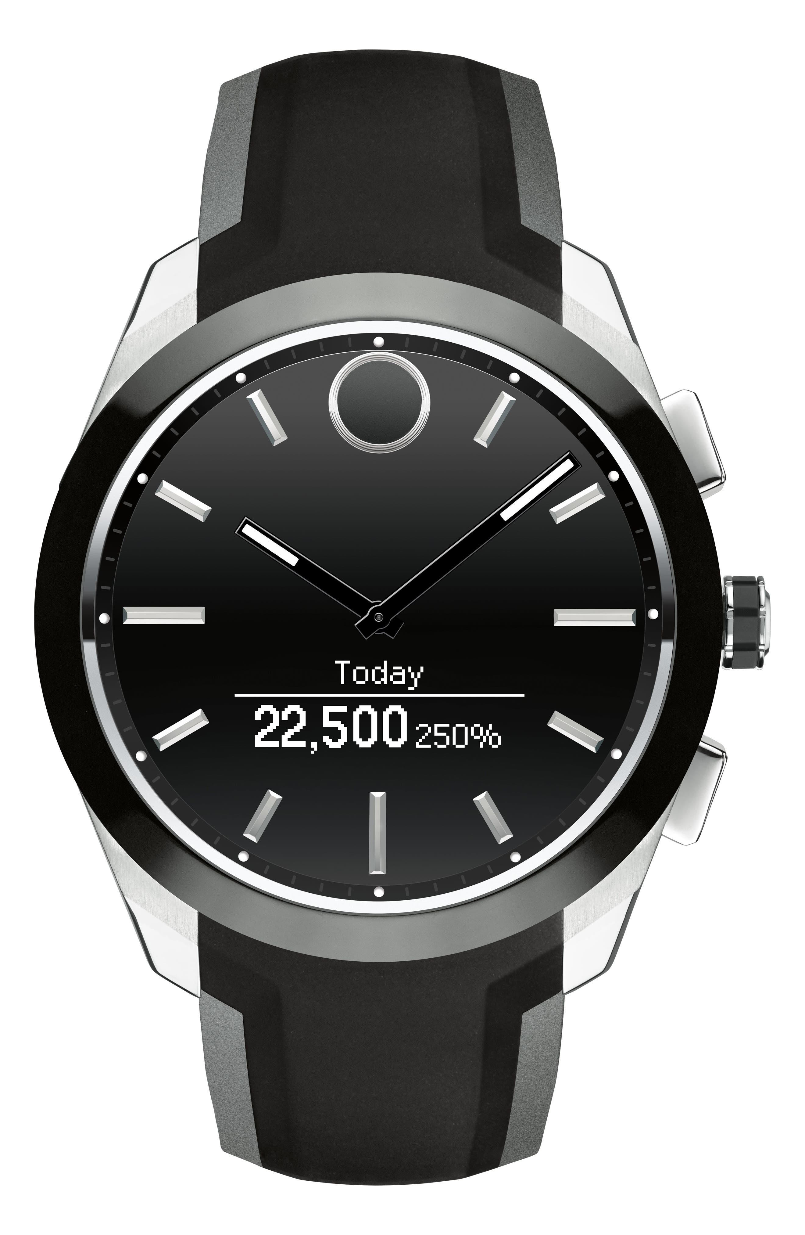 Bold Connected II Smart Watch, 44mm,                             Alternate thumbnail 3, color,