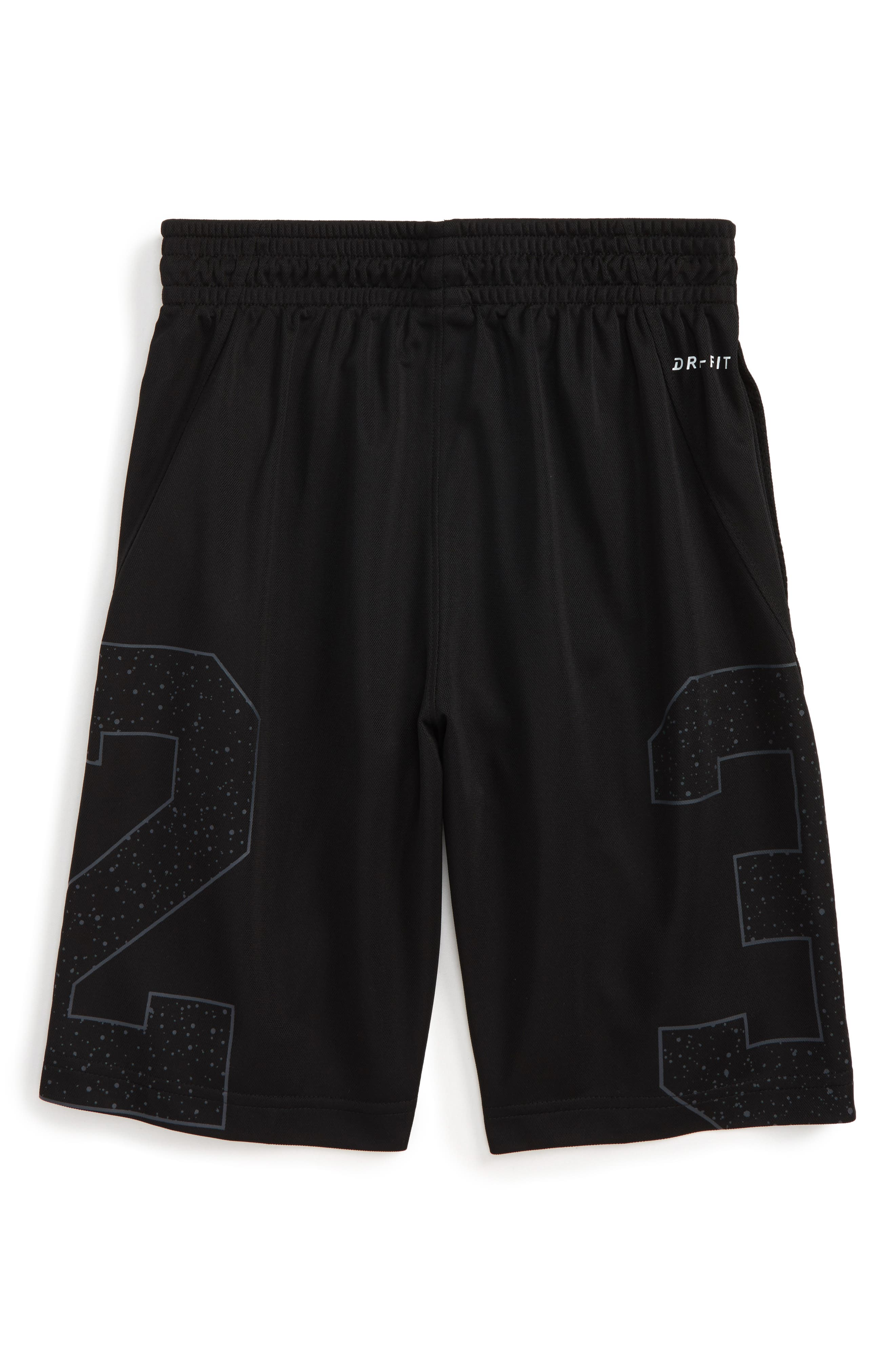 Jordan Speckle 23 Basketball Shorts,                             Alternate thumbnail 2, color,                             004