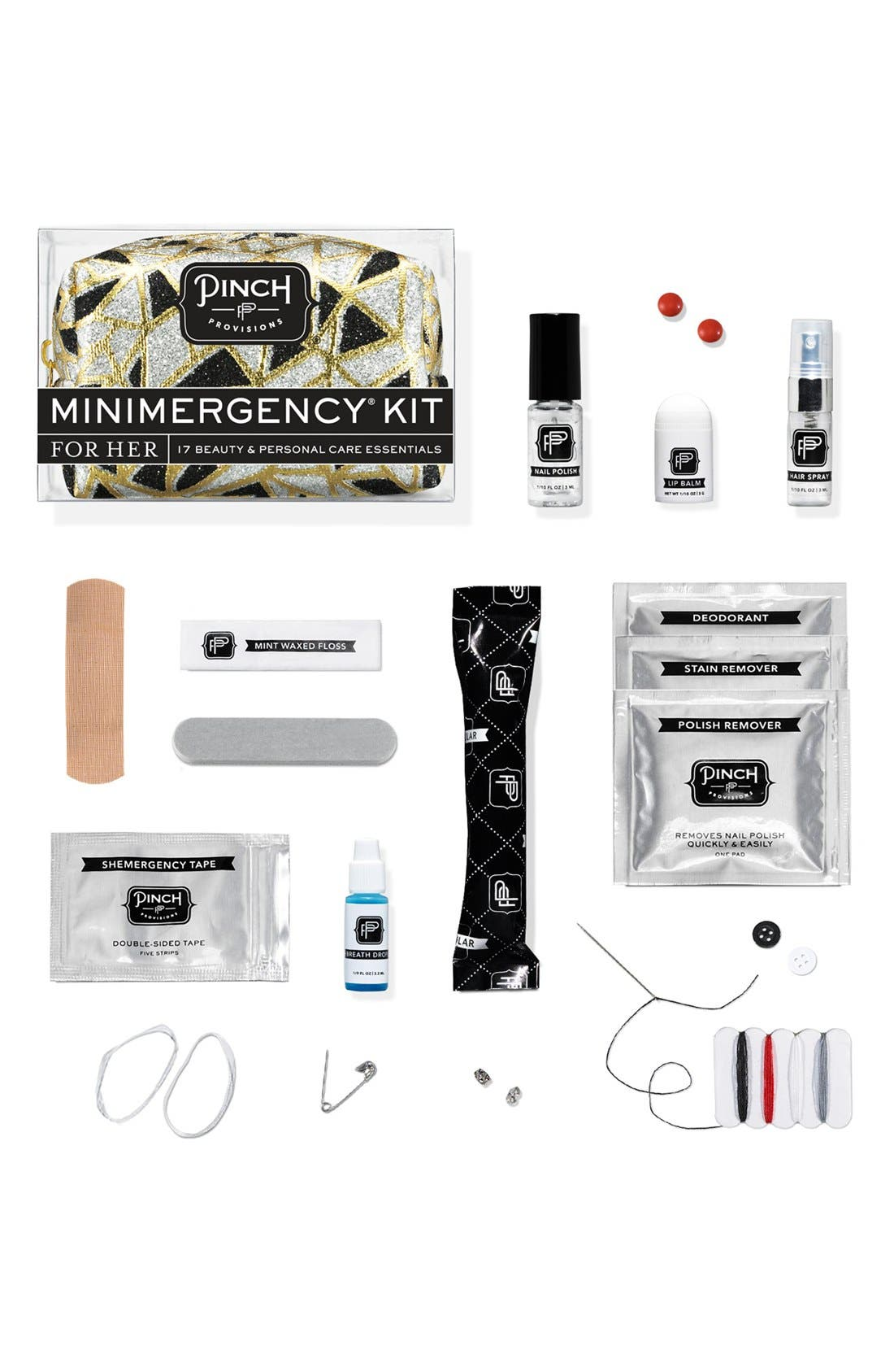 'Icebreaker' Minimergency Kit,                             Alternate thumbnail 4, color,                             710