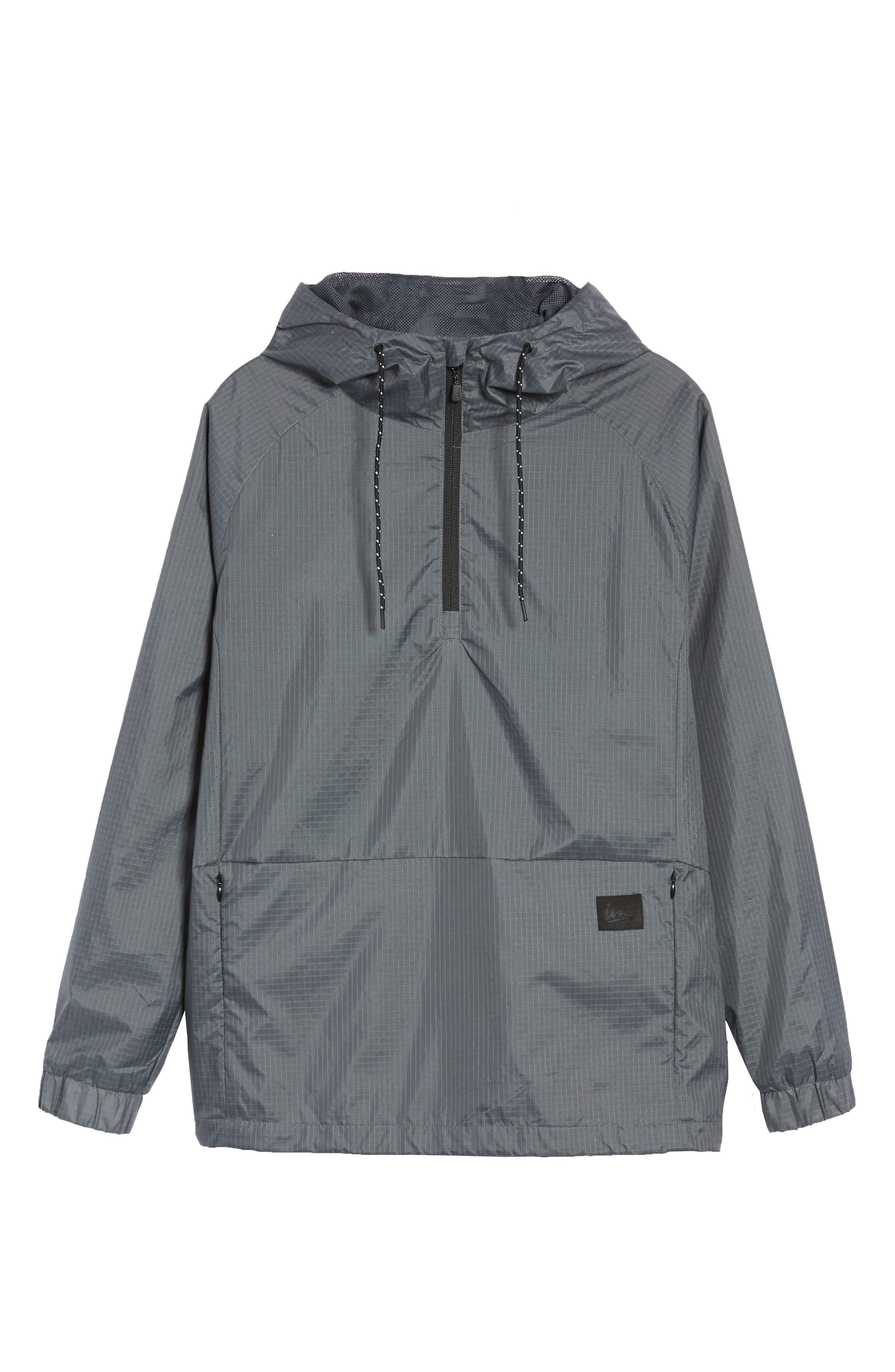 NCT Bezel Packable Anorak,                             Alternate thumbnail 5, color,                             020