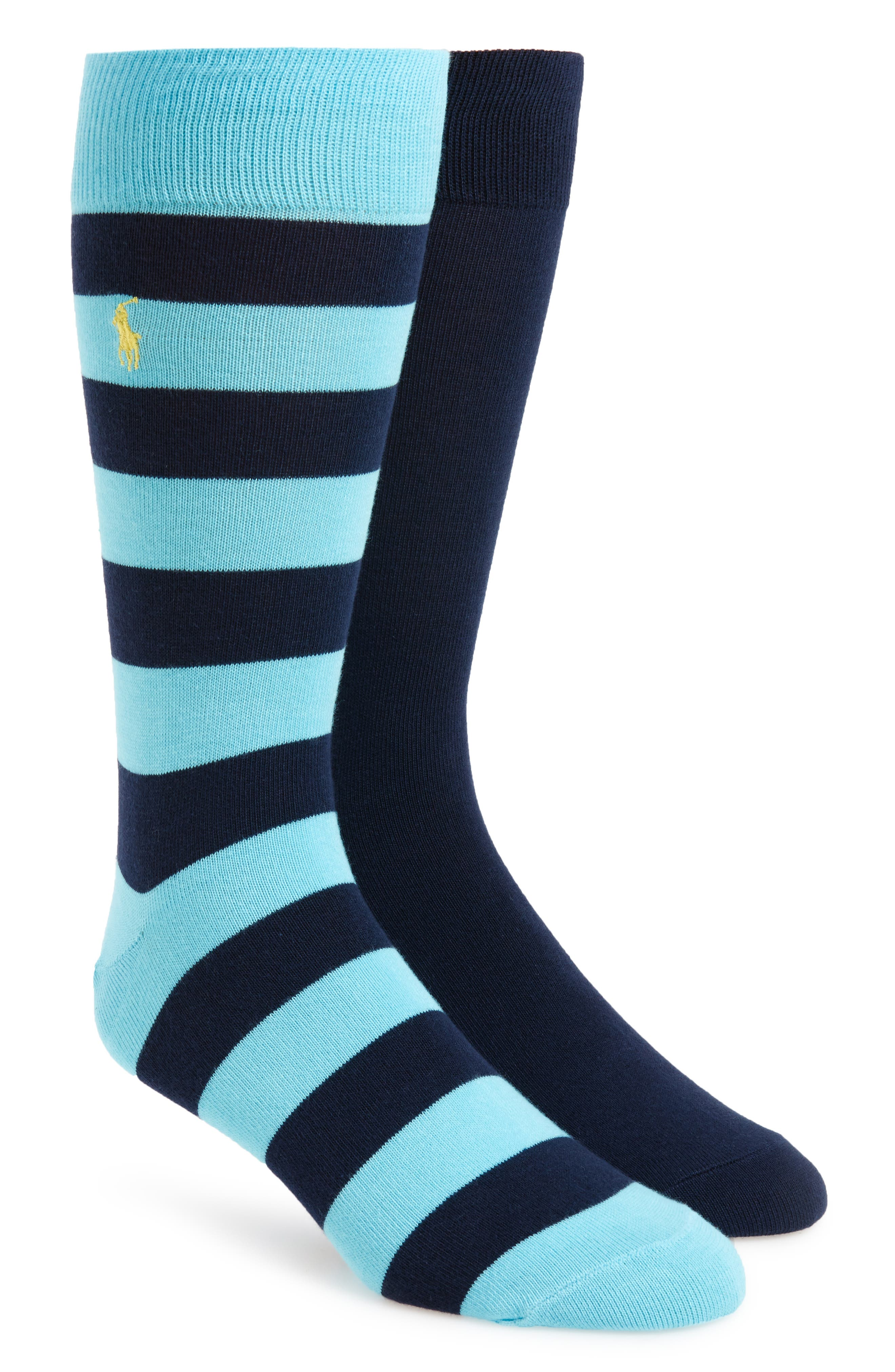 Cotton Blend Socks,                             Main thumbnail 14, color,