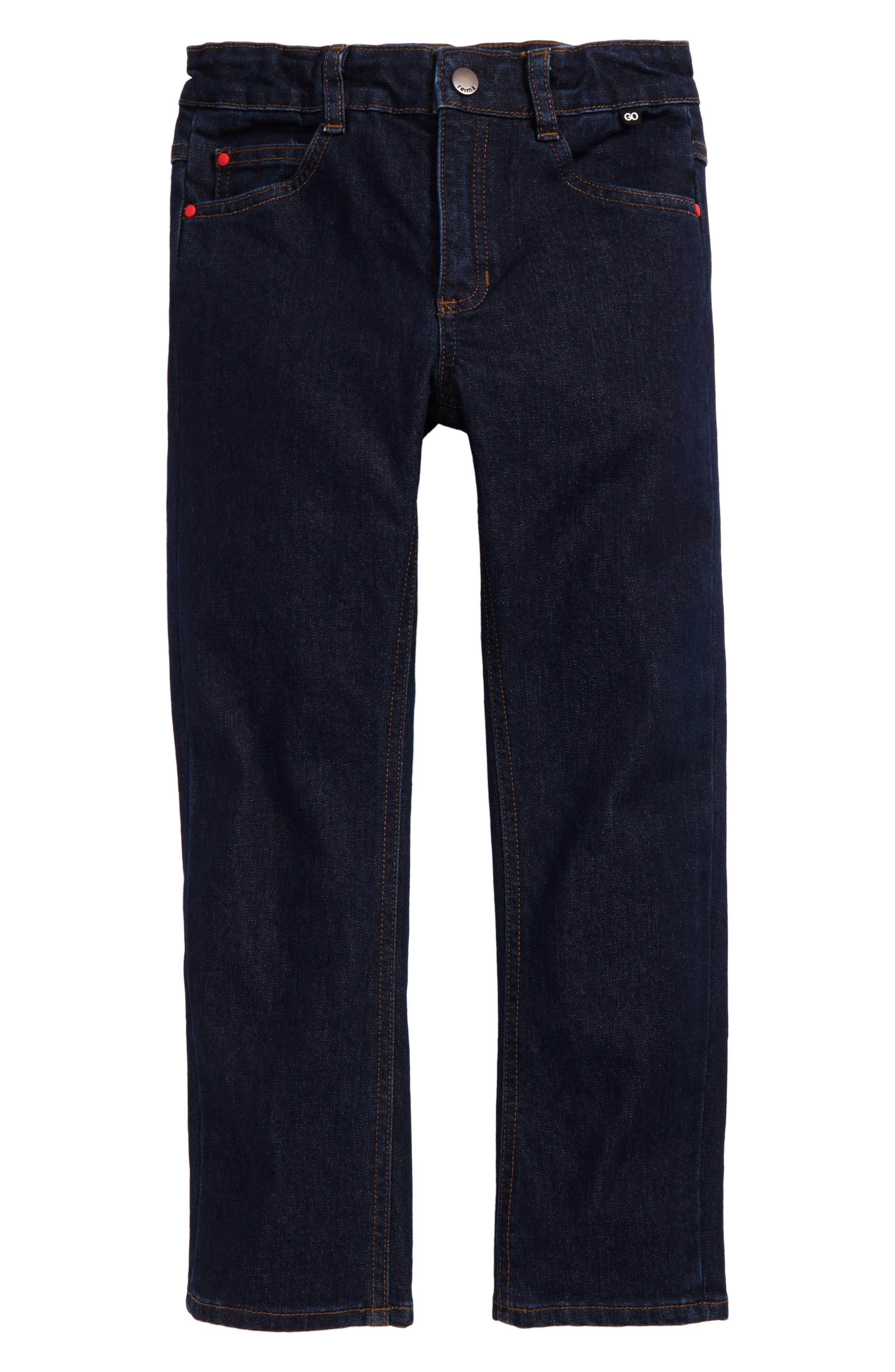 Trick Straight Leg Jeans,                             Main thumbnail 1, color,                             400