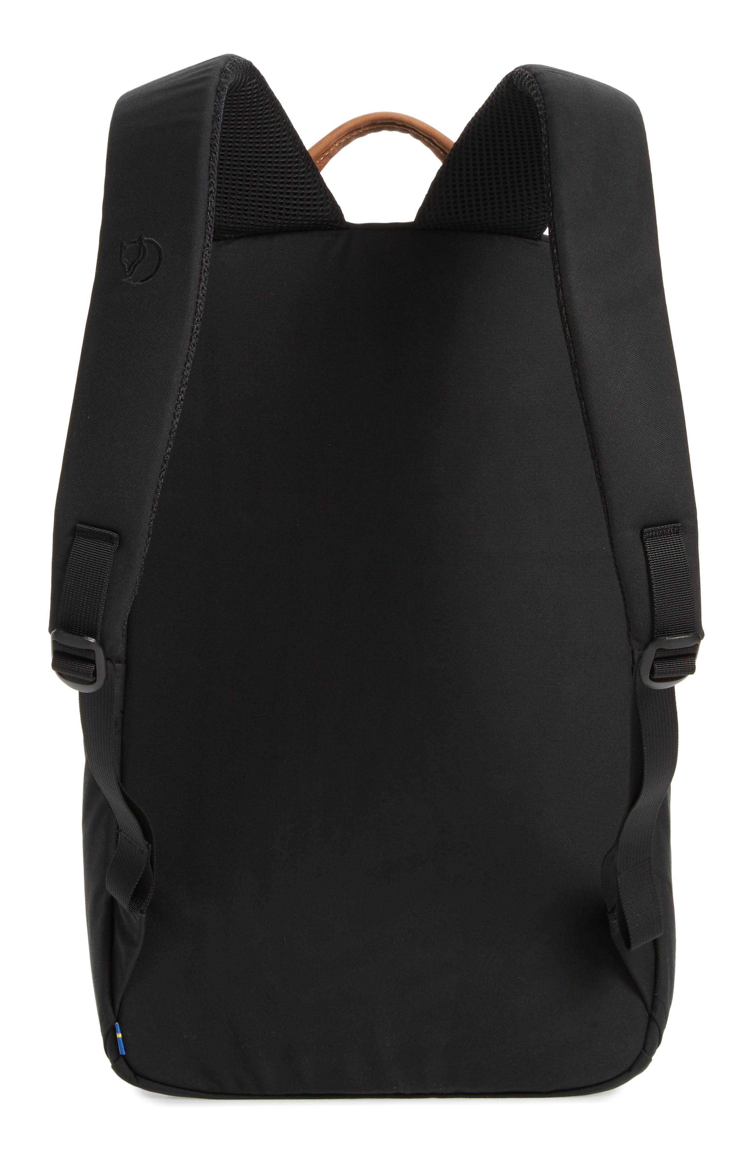 Räven 20L Backpack,                             Alternate thumbnail 3, color,                             BLACK