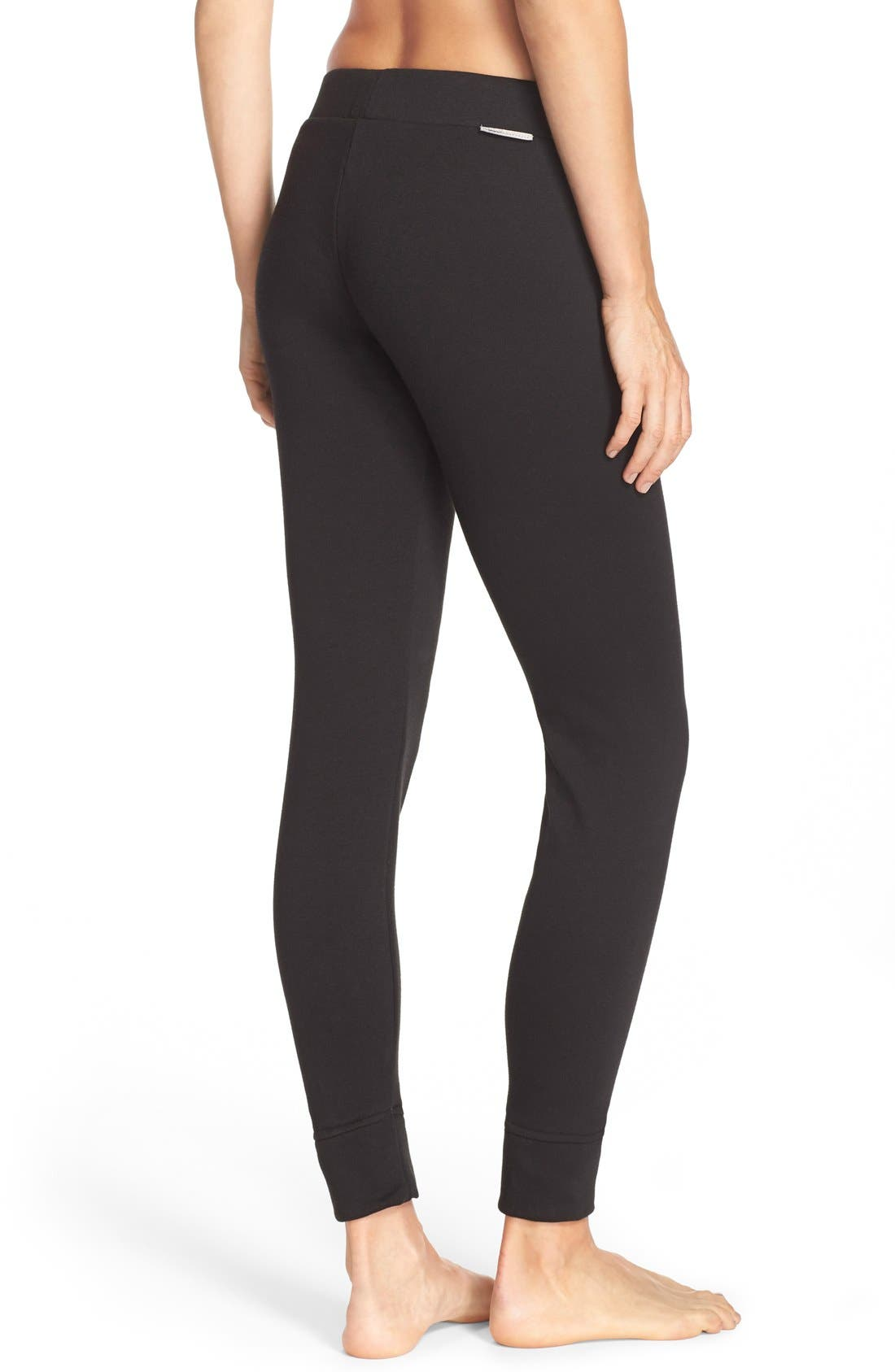 'Goldie' Leggings,                             Alternate thumbnail 2, color,                             001
