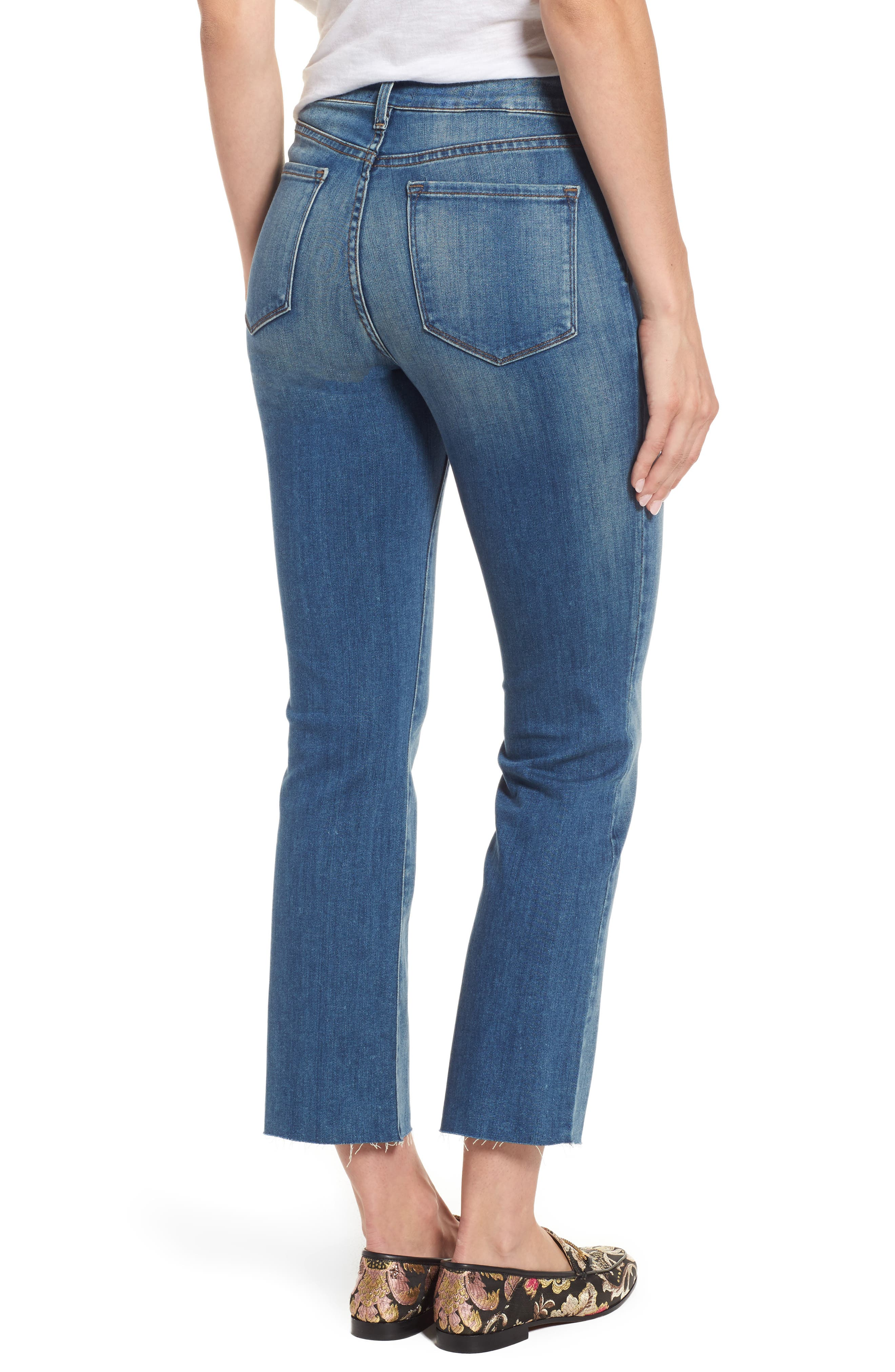 Marilyn Ankle Skinny Jeans,                             Alternate thumbnail 2, color,                             417