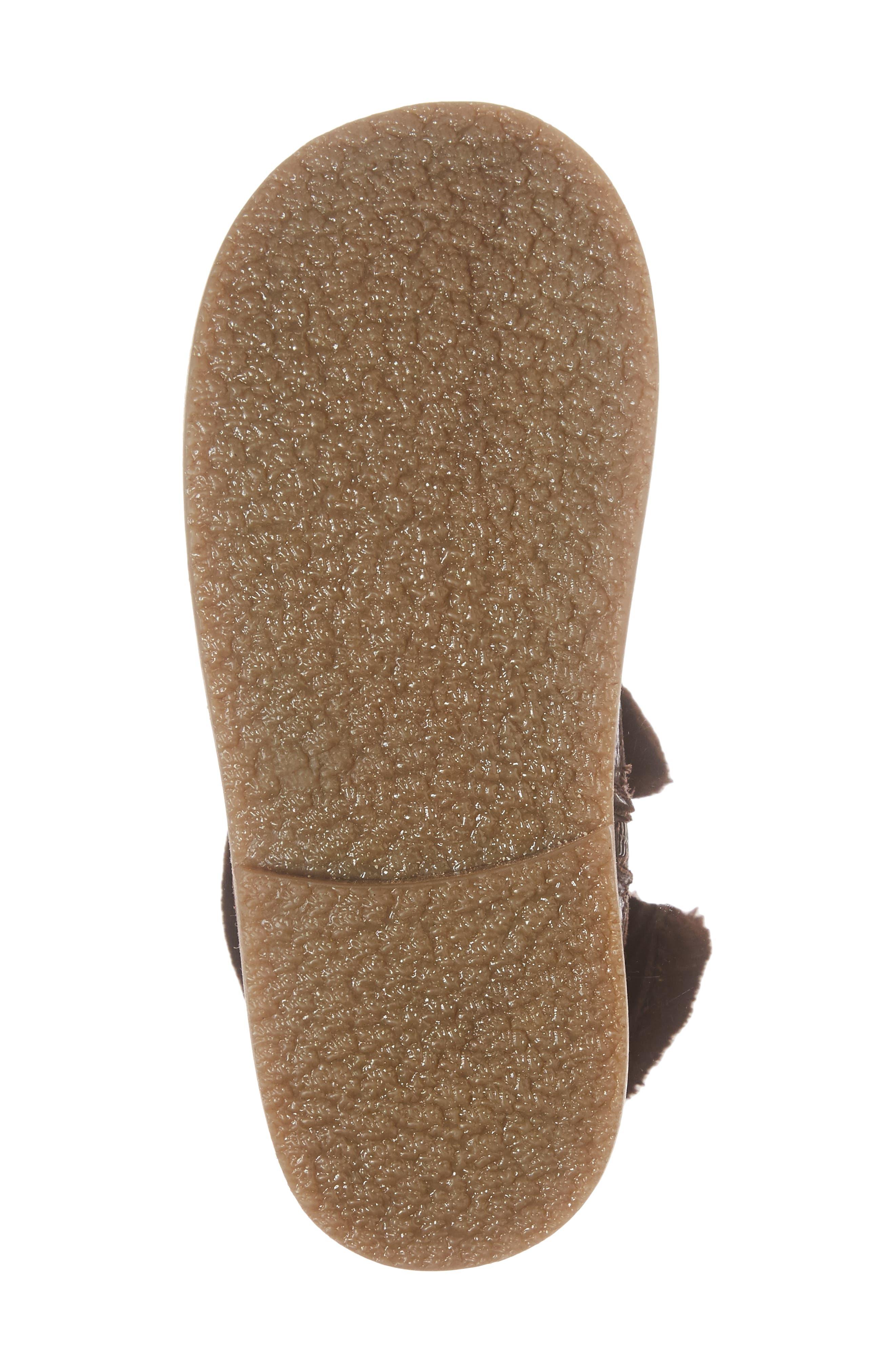 Faux Fur Cuffed Boot,                             Alternate thumbnail 6, color,                             204