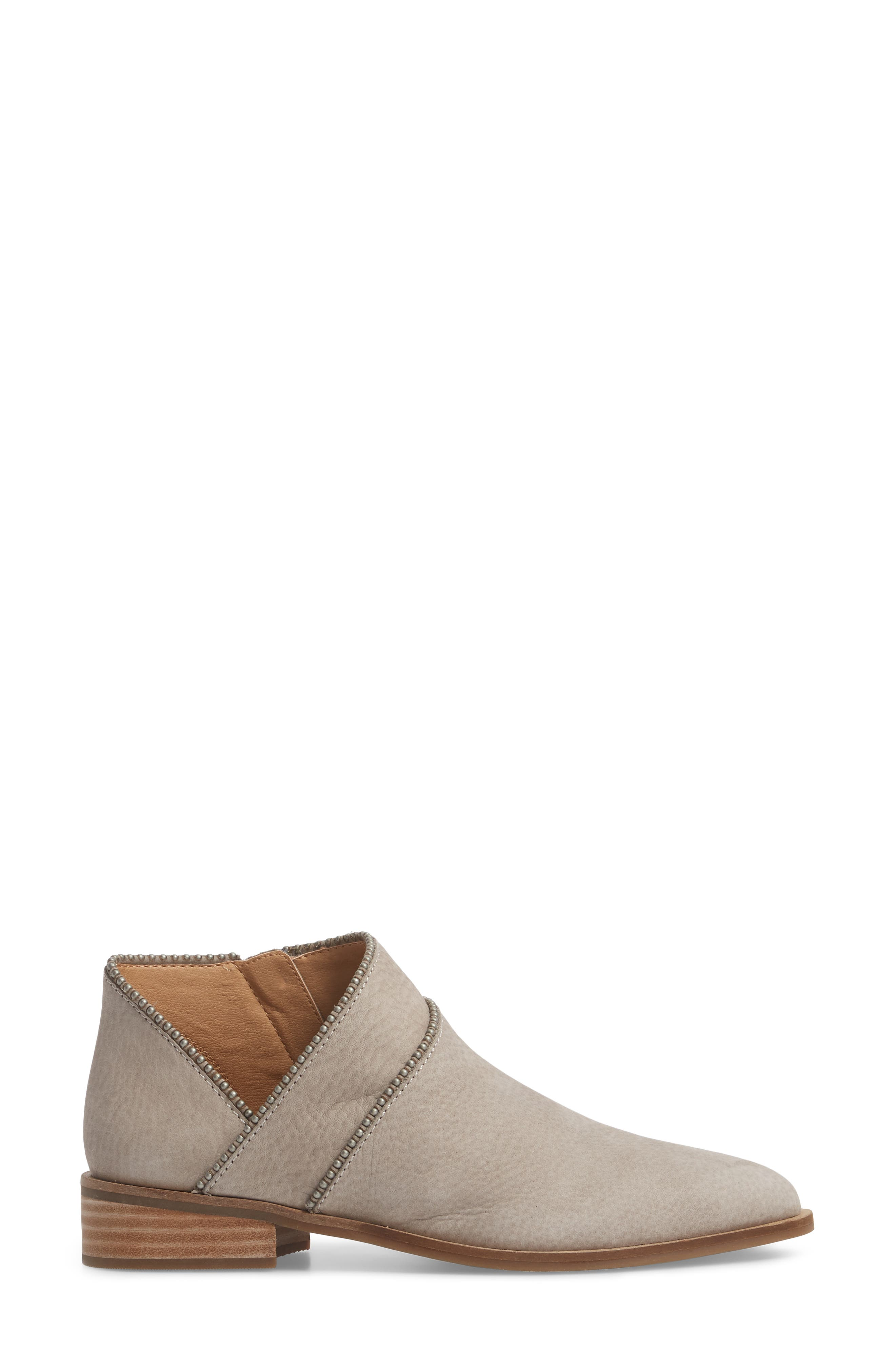 LUCKY BRAND,                             Perrma Bootie,                             Alternate thumbnail 3, color,                             060