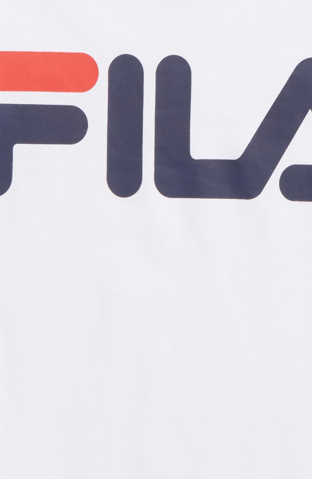 Classic Logo T-Shirt,                             Alternate thumbnail 2, color,                             100