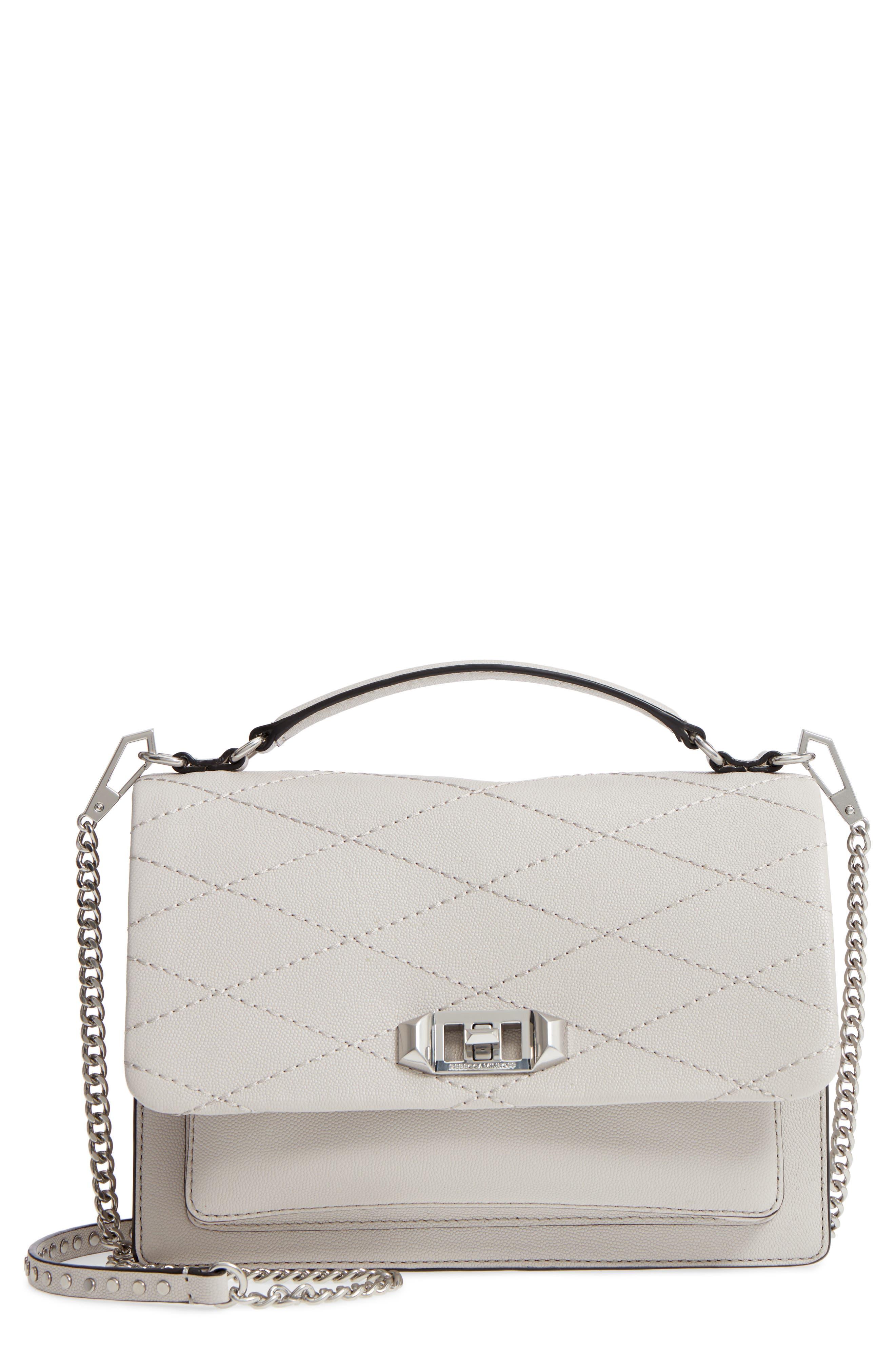 Medium Je T'aime Convertible Leather Crossbody Bag,                             Main thumbnail 10, color,