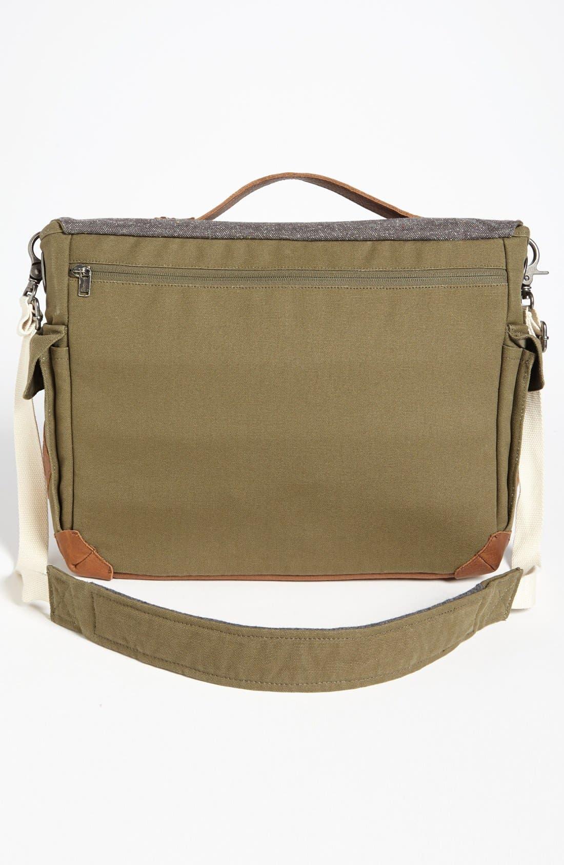 'Lassen' Messenger Bag,                             Alternate thumbnail 4, color,                             300