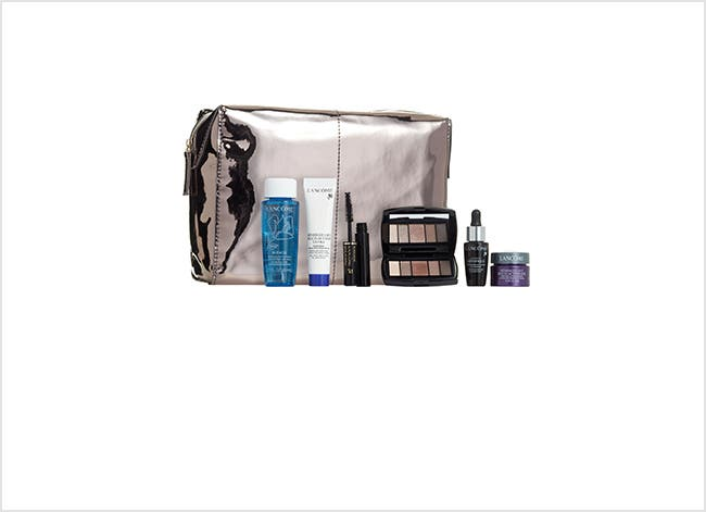 Lancôme gift with purchase.