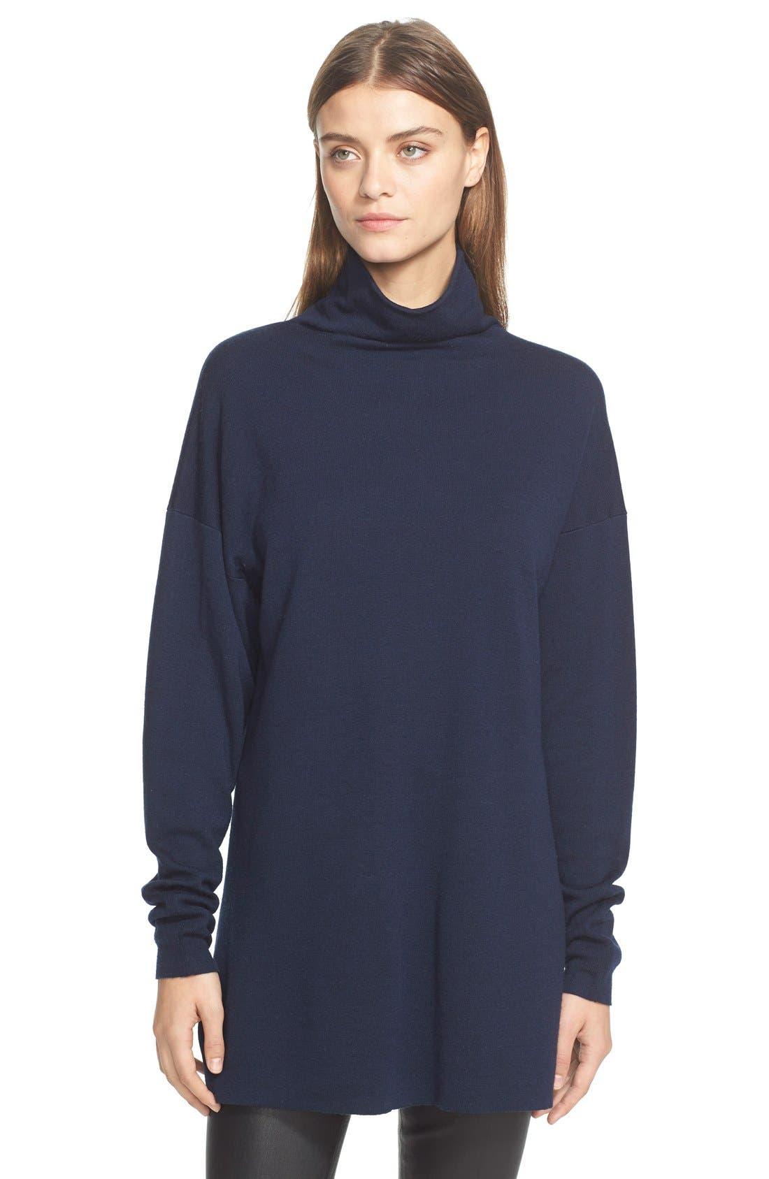 Turtleneck Sweater, Main, color, 402