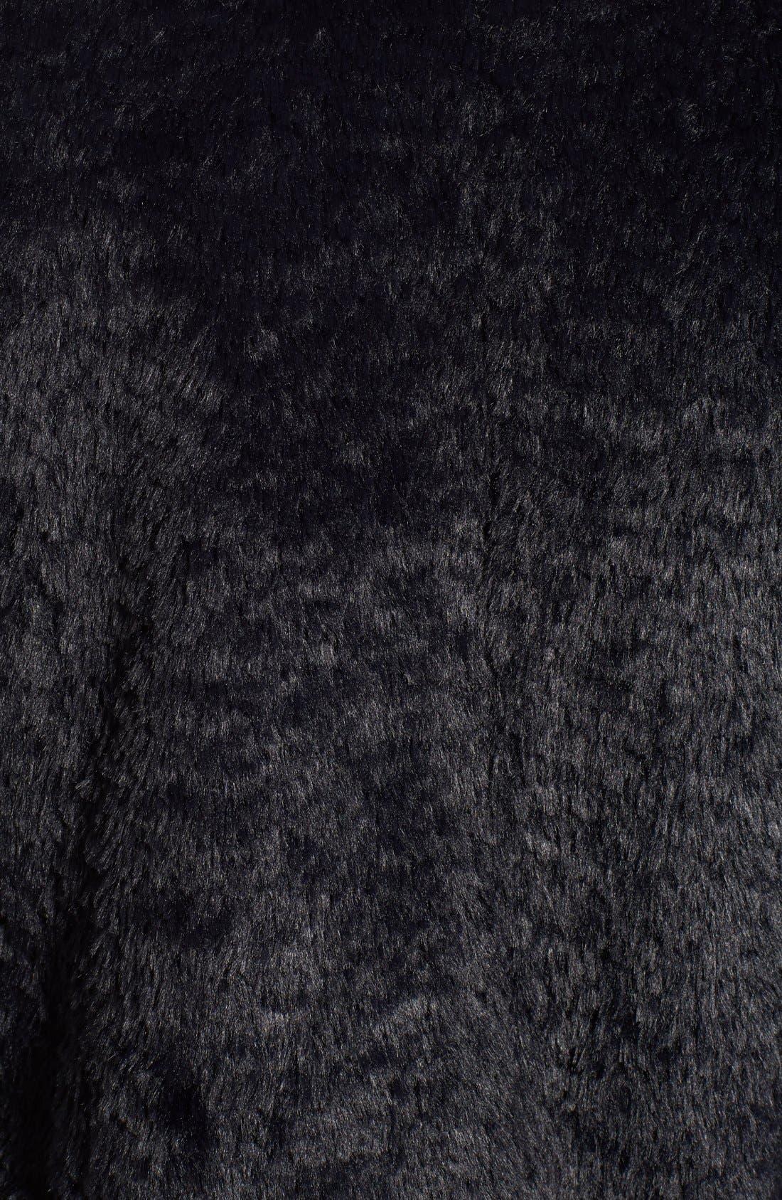 Faux Fur Jacket,                             Alternate thumbnail 29, color,