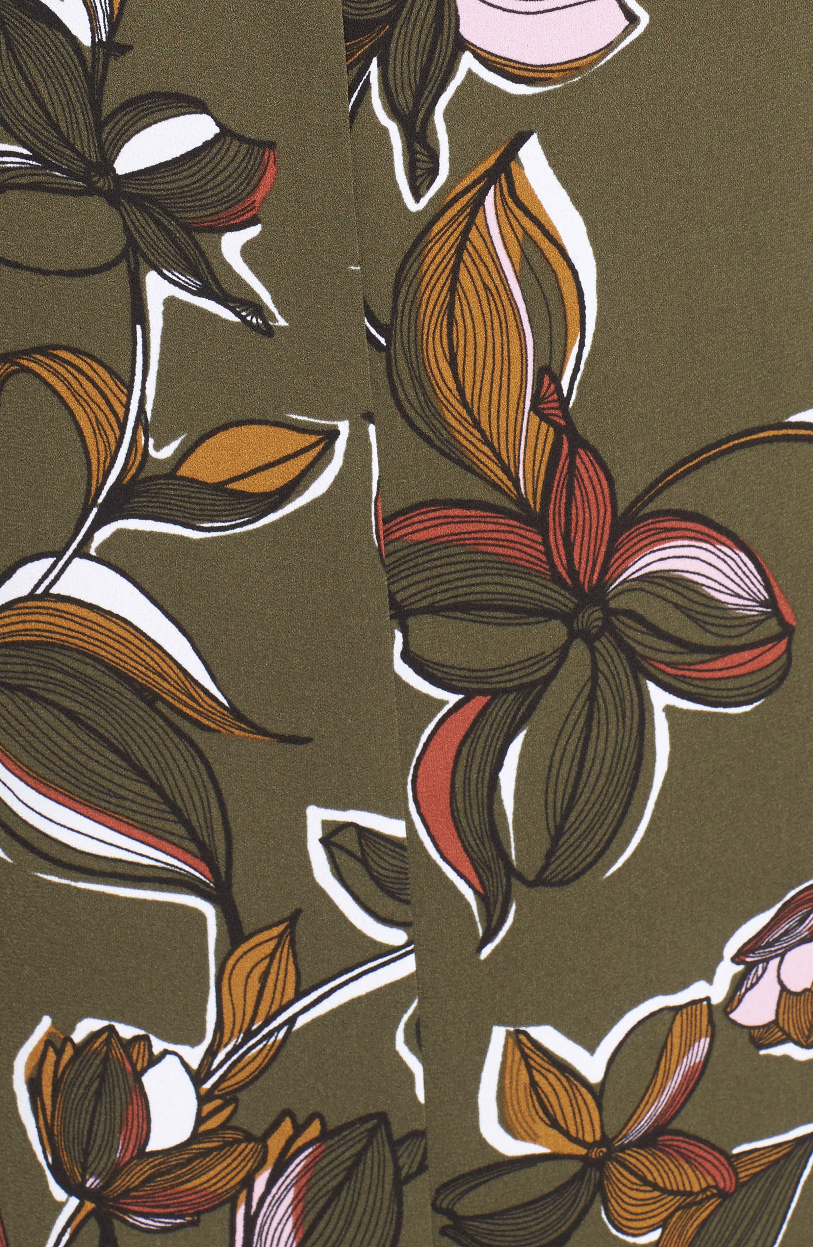 A-Line Dress,                             Alternate thumbnail 129, color,