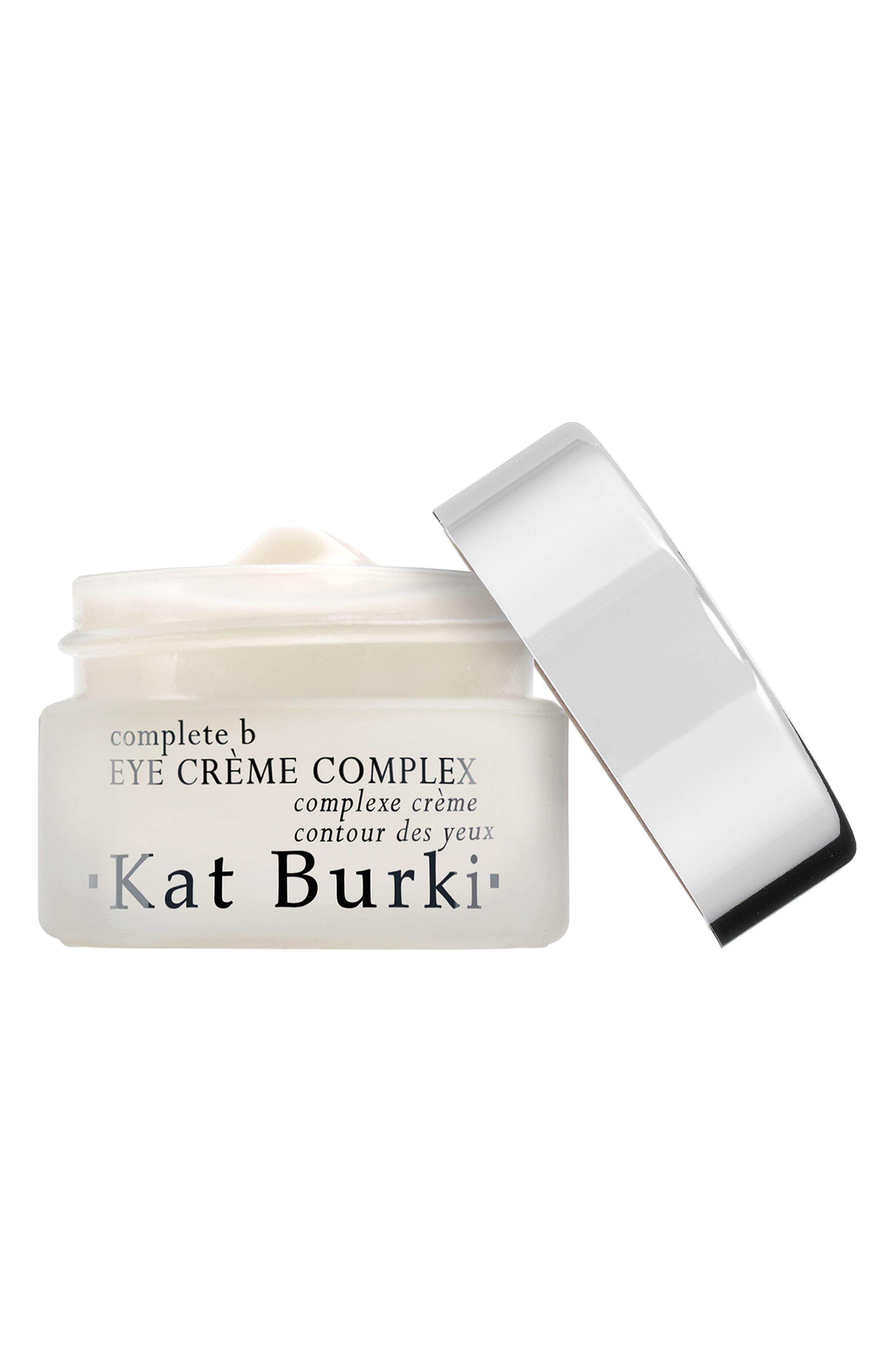 Complete B Eye Crème Complex,                             Alternate thumbnail 3, color,                             000
