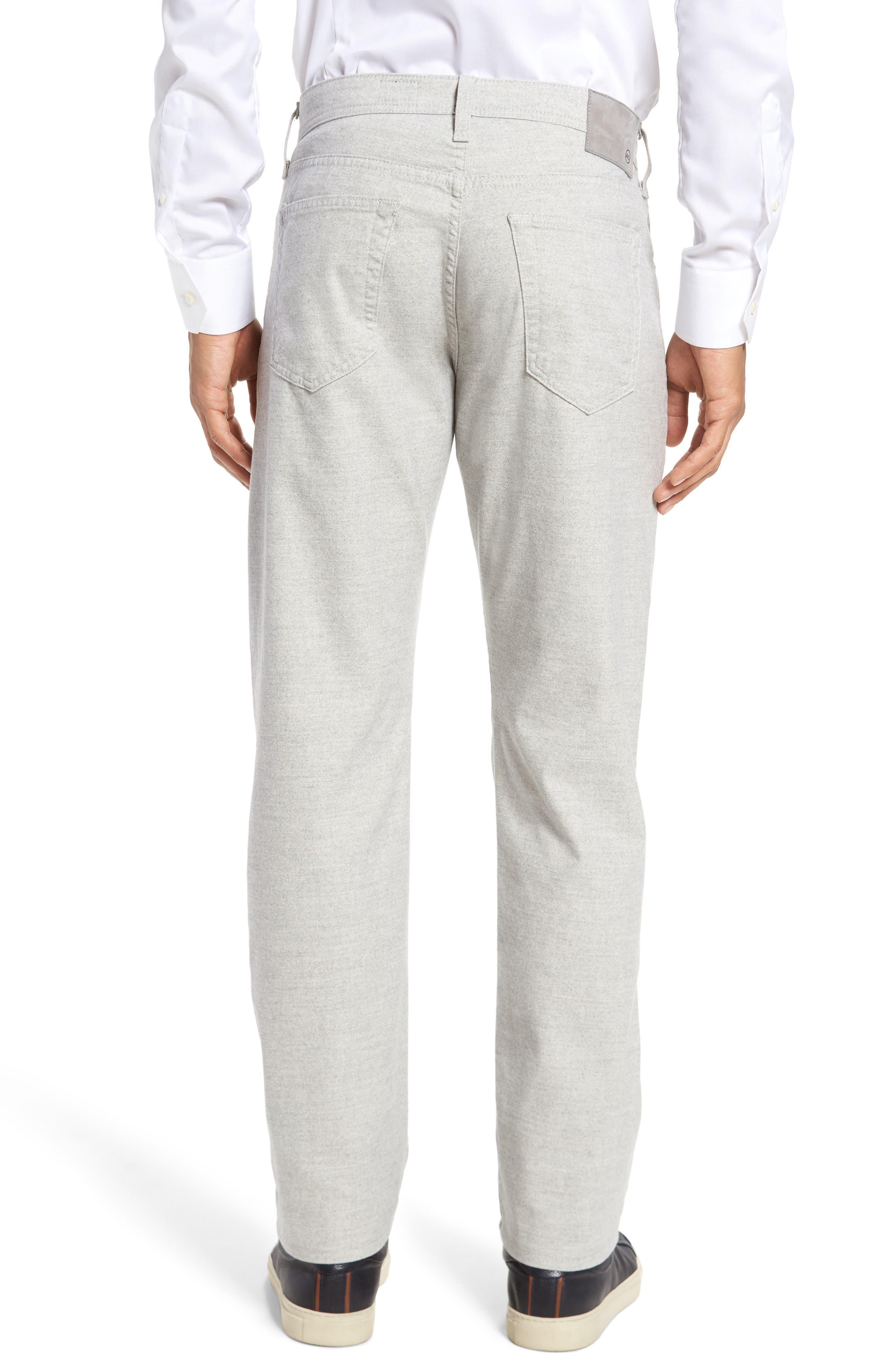 Graduate Tailored Five-Pocket Straight Leg Pants,                             Alternate thumbnail 2, color,                             020