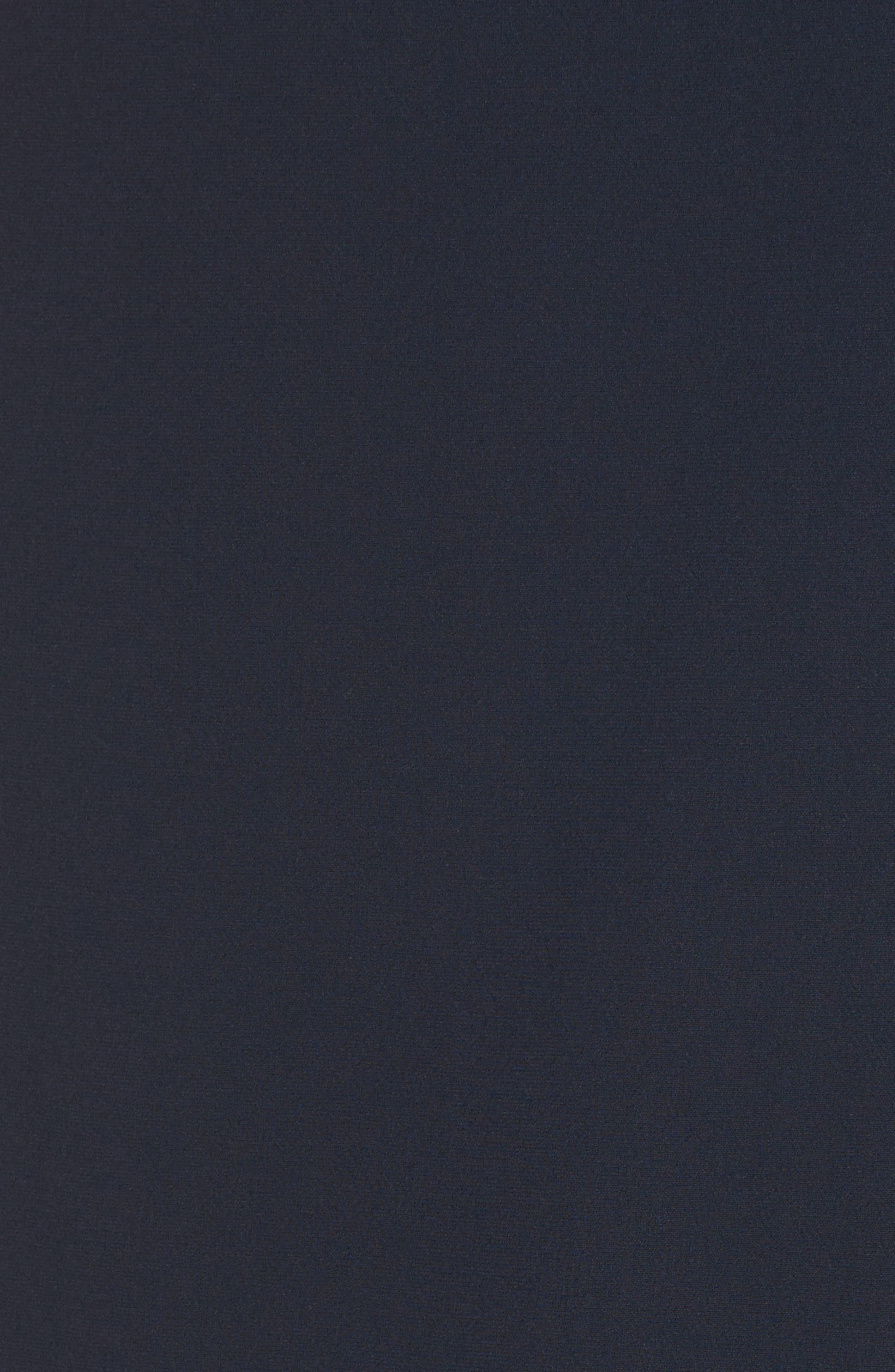 Henrik -Finesse Crepe Jacket (Plus Size,                             Alternate thumbnail 6, color,                             479