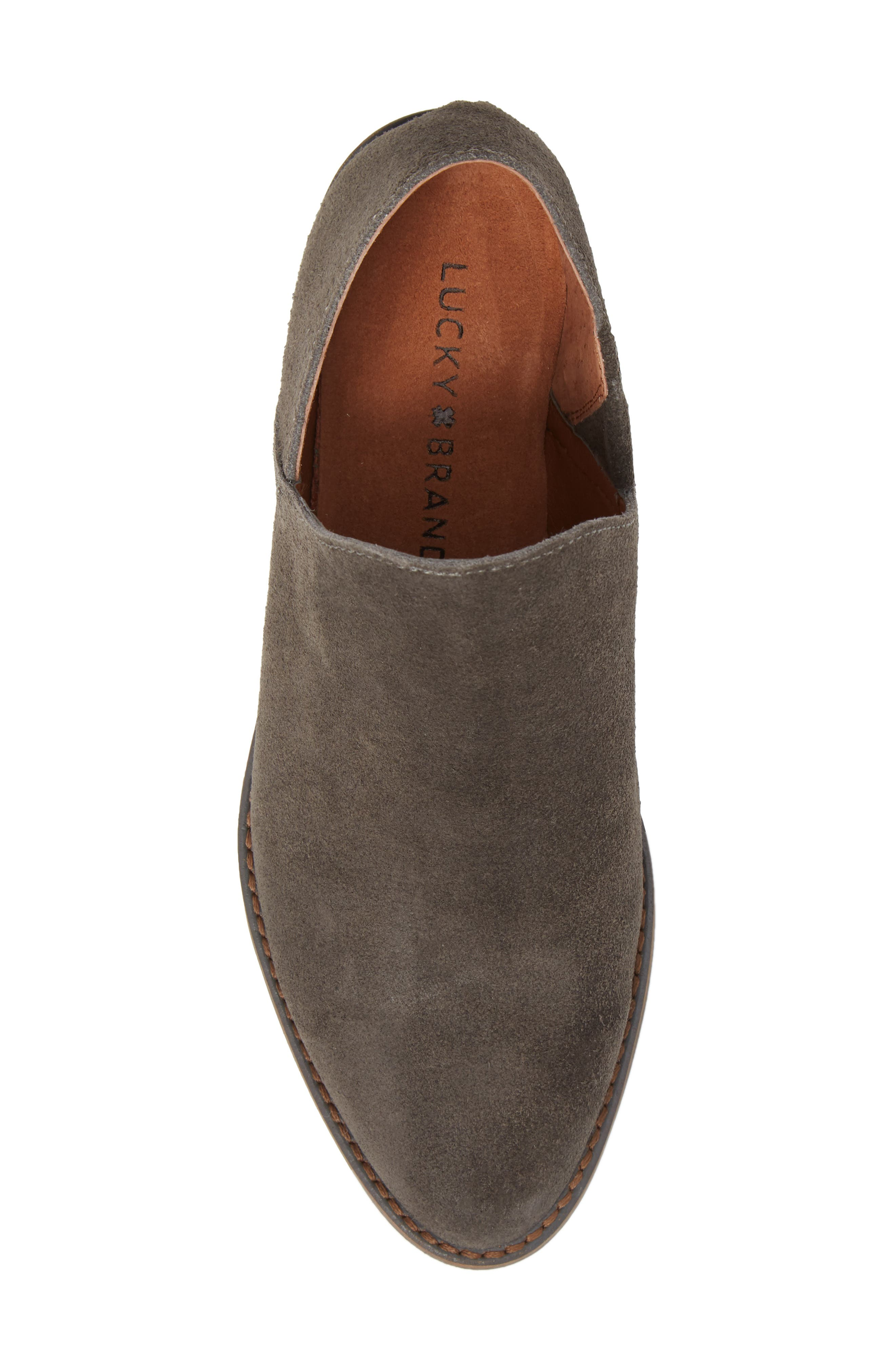 Fausst Bootie,                             Alternate thumbnail 5, color,                             PERISCOPE LEATHER