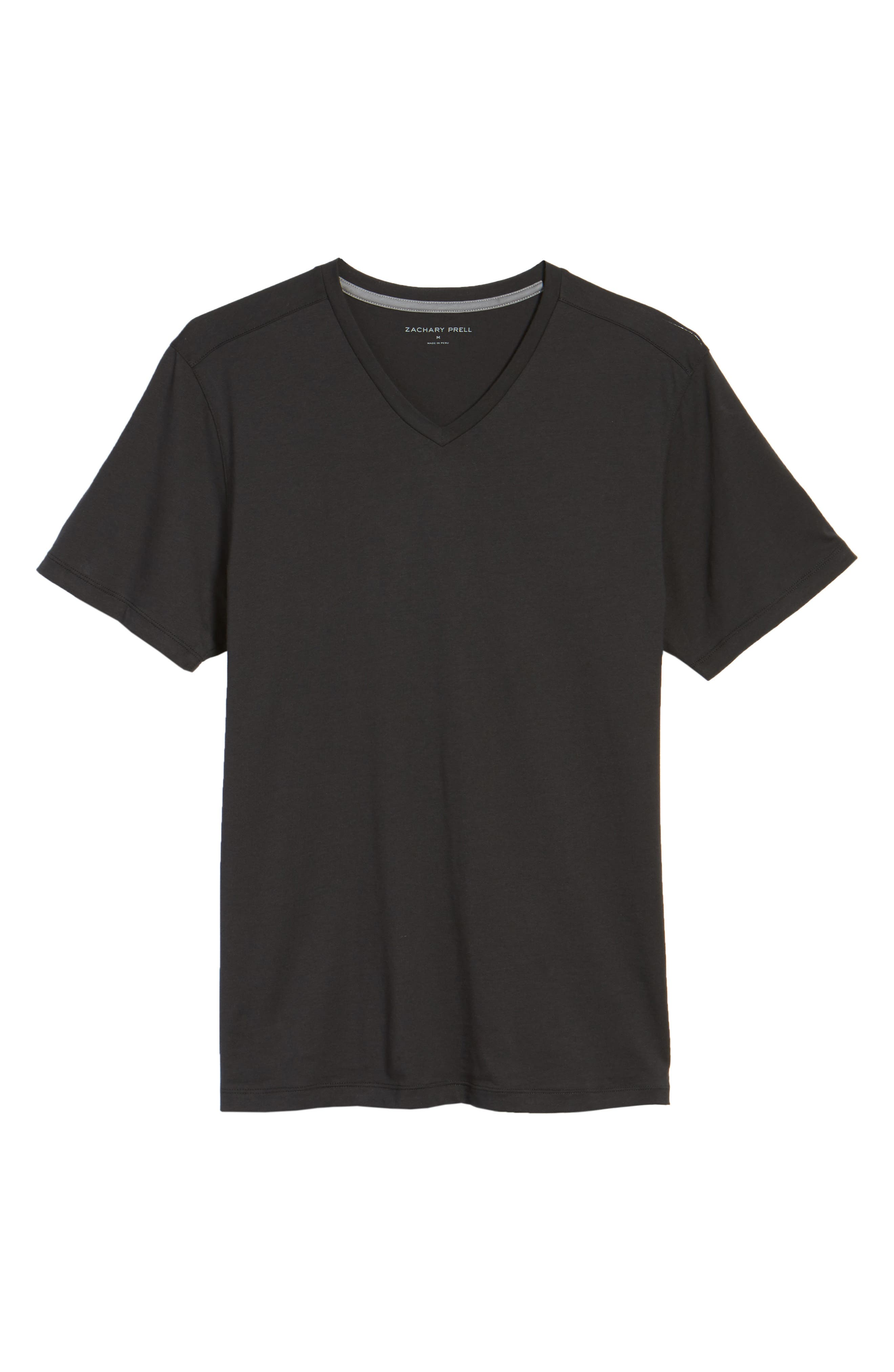 Mercer Jersey T-Shirt,                             Alternate thumbnail 6, color,                             001