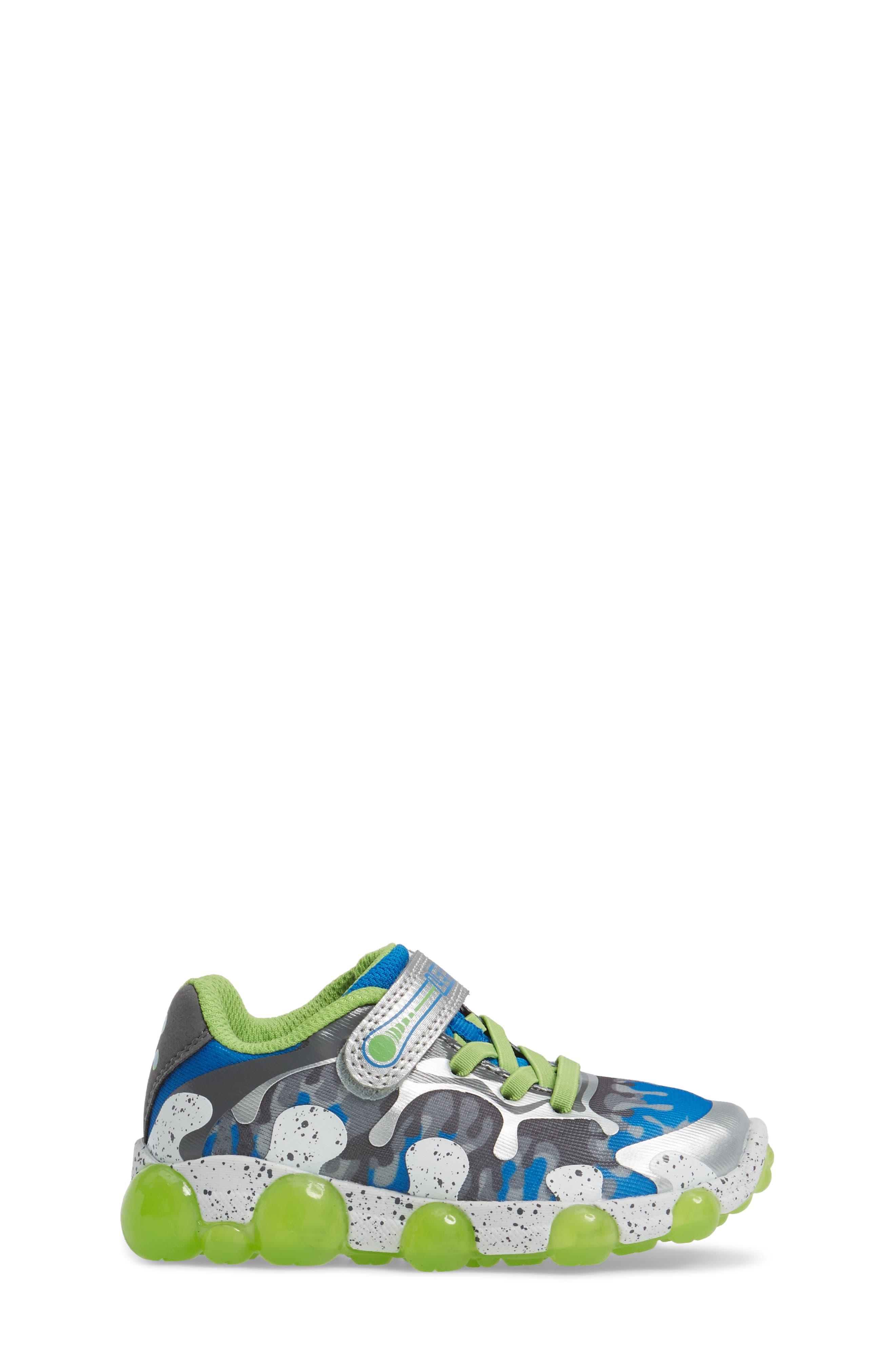 'Leepz' Light-Up Sneaker,                             Alternate thumbnail 19, color,