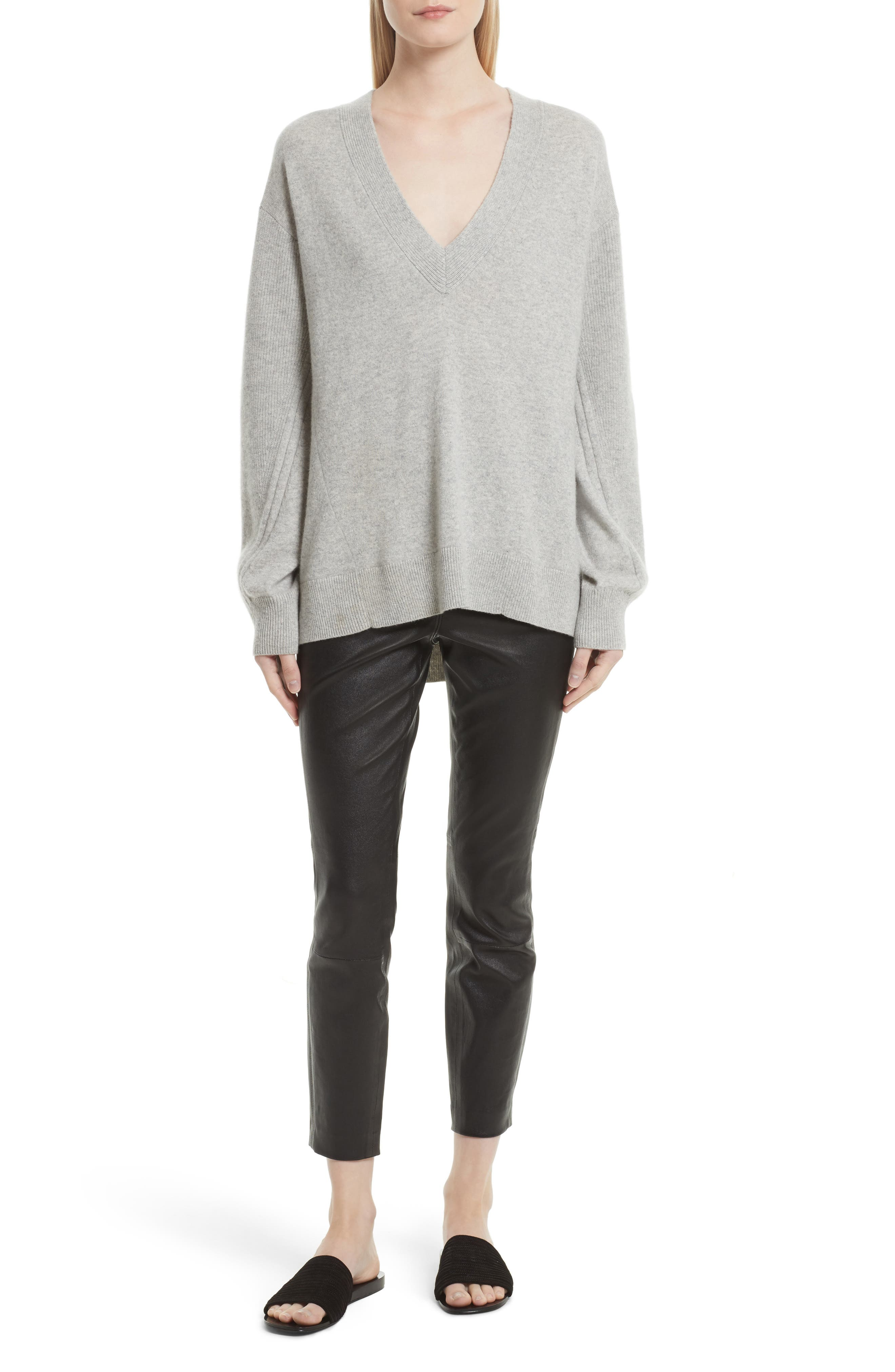 Ace Cashmere Sweater,                             Alternate thumbnail 6, color,                             058