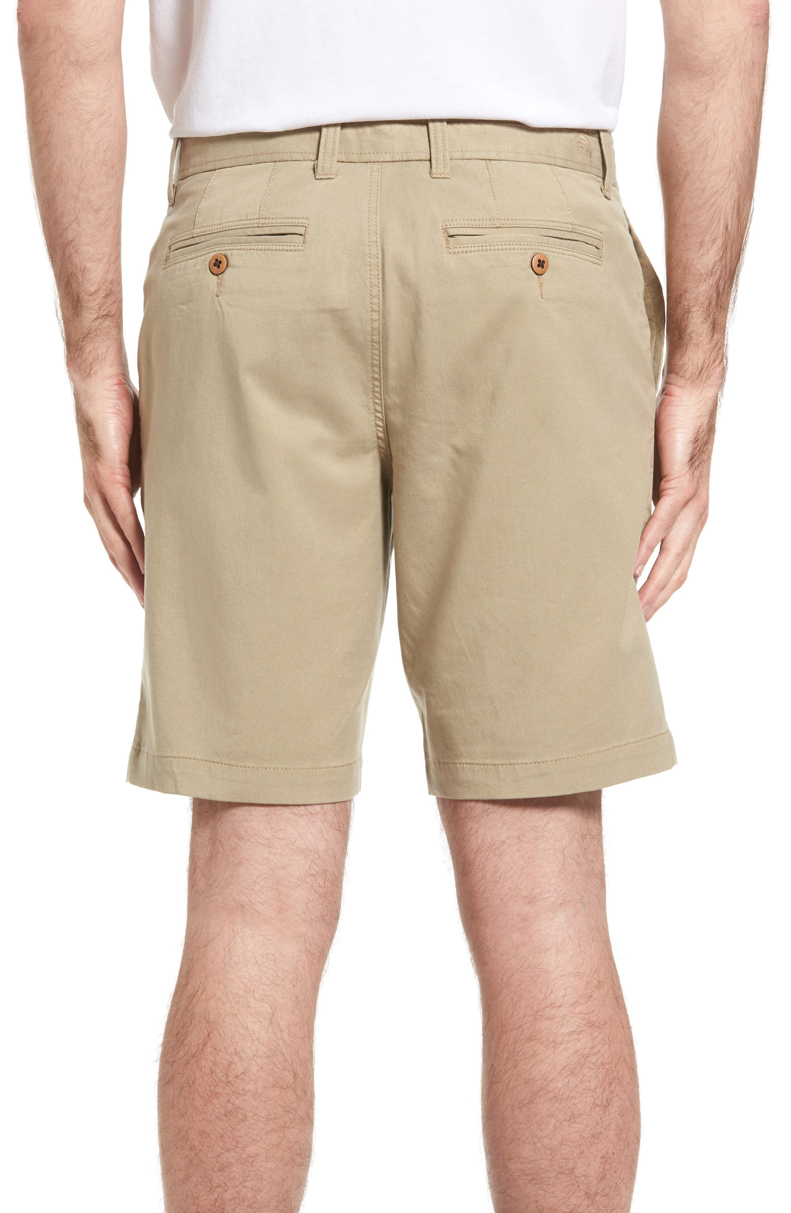 'Offshore' Stretch Twill Shorts,                             Alternate thumbnail 2, color,                             201
