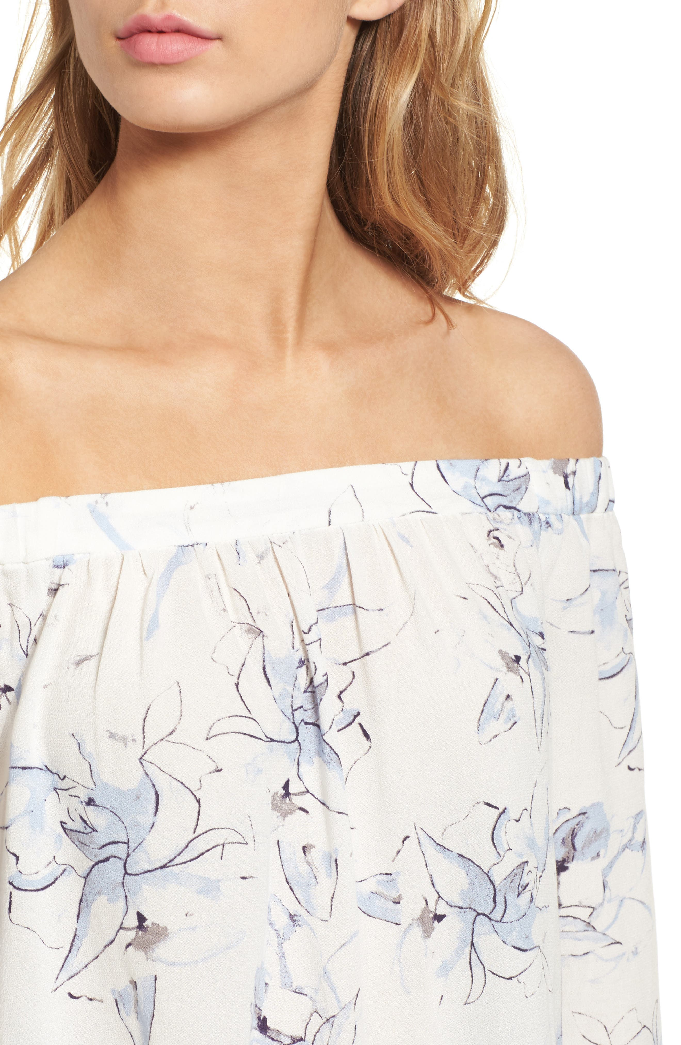 Off the Shoulder Tunic,                             Alternate thumbnail 31, color,